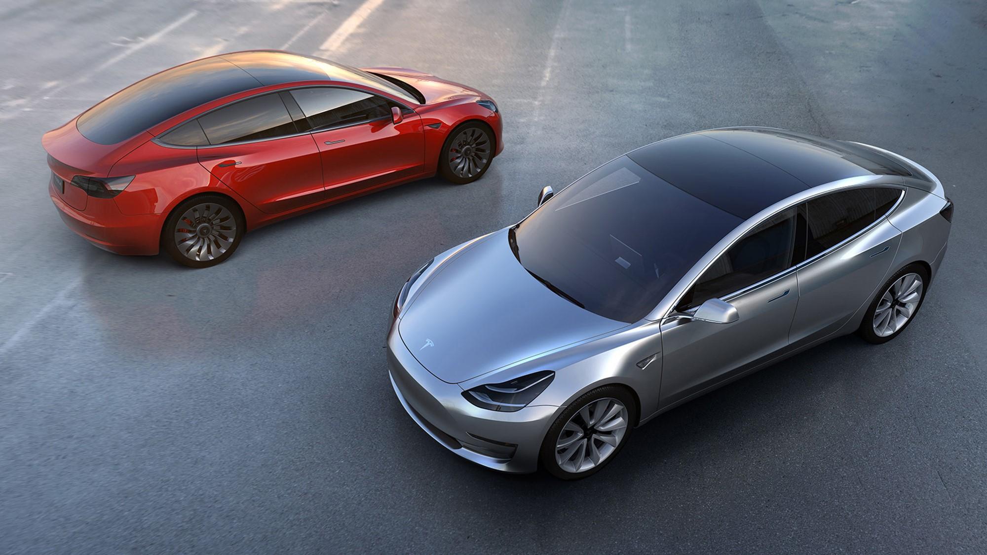 Tesla Model 3 Wallpapers