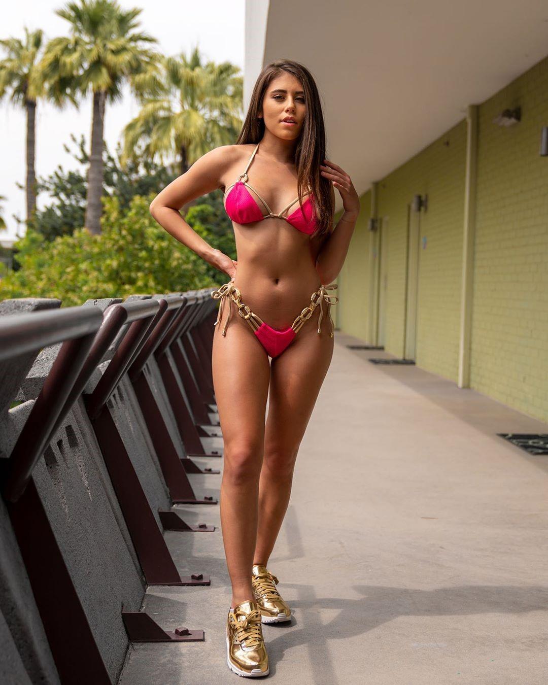 Violet Summers Bikini