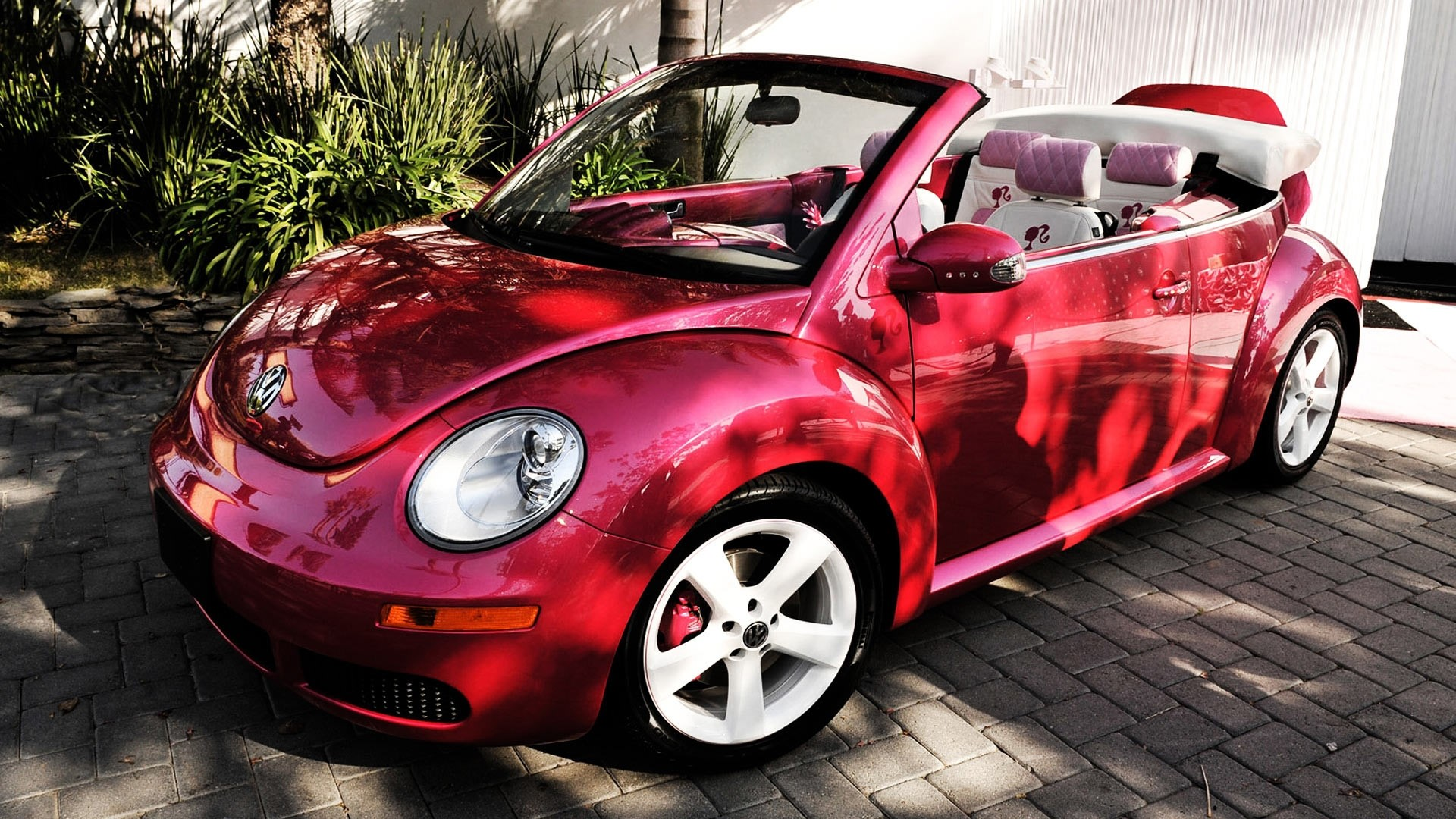 Volkswagen Beetle Background