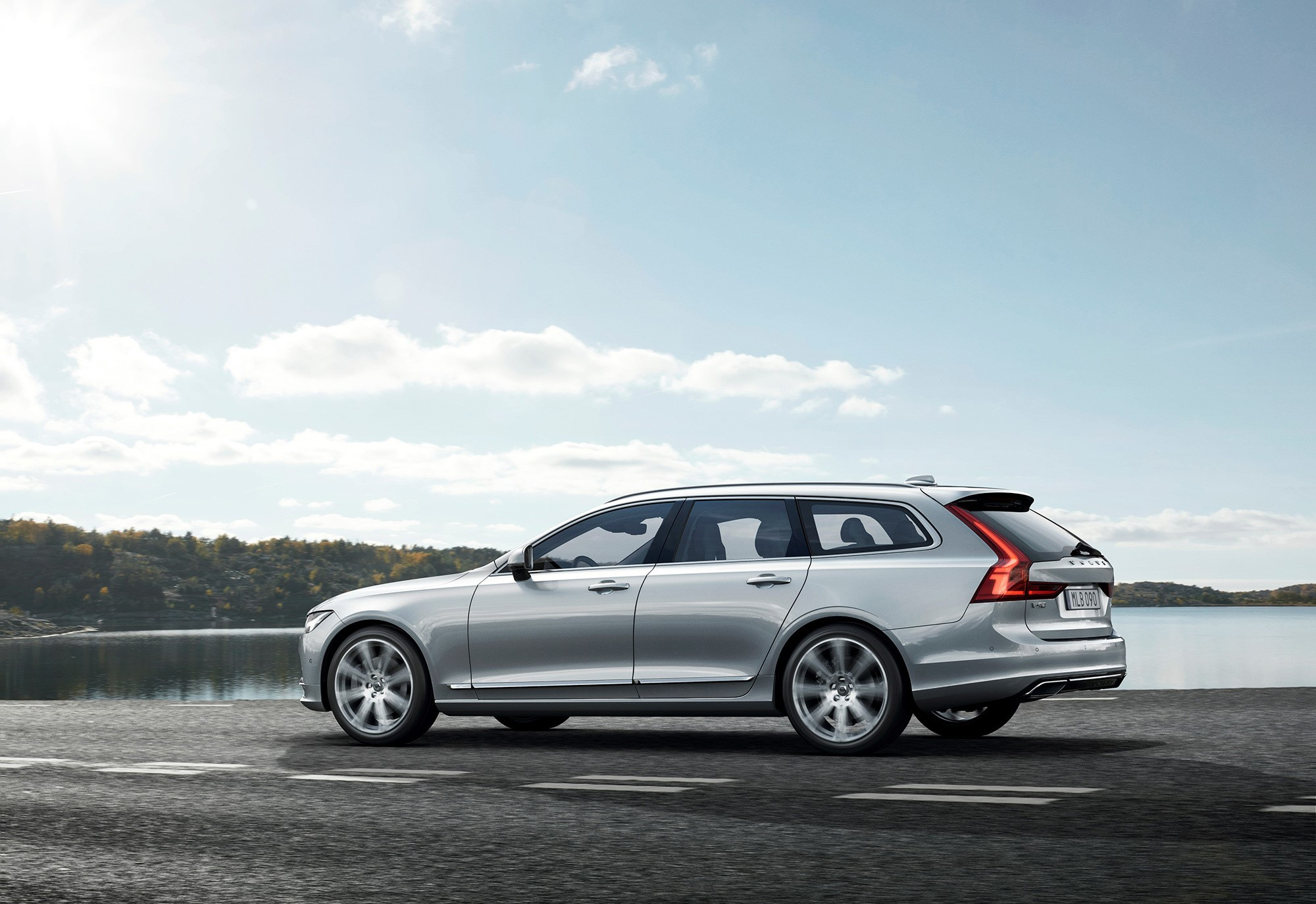 Volvo V90 Computer Wallpapers