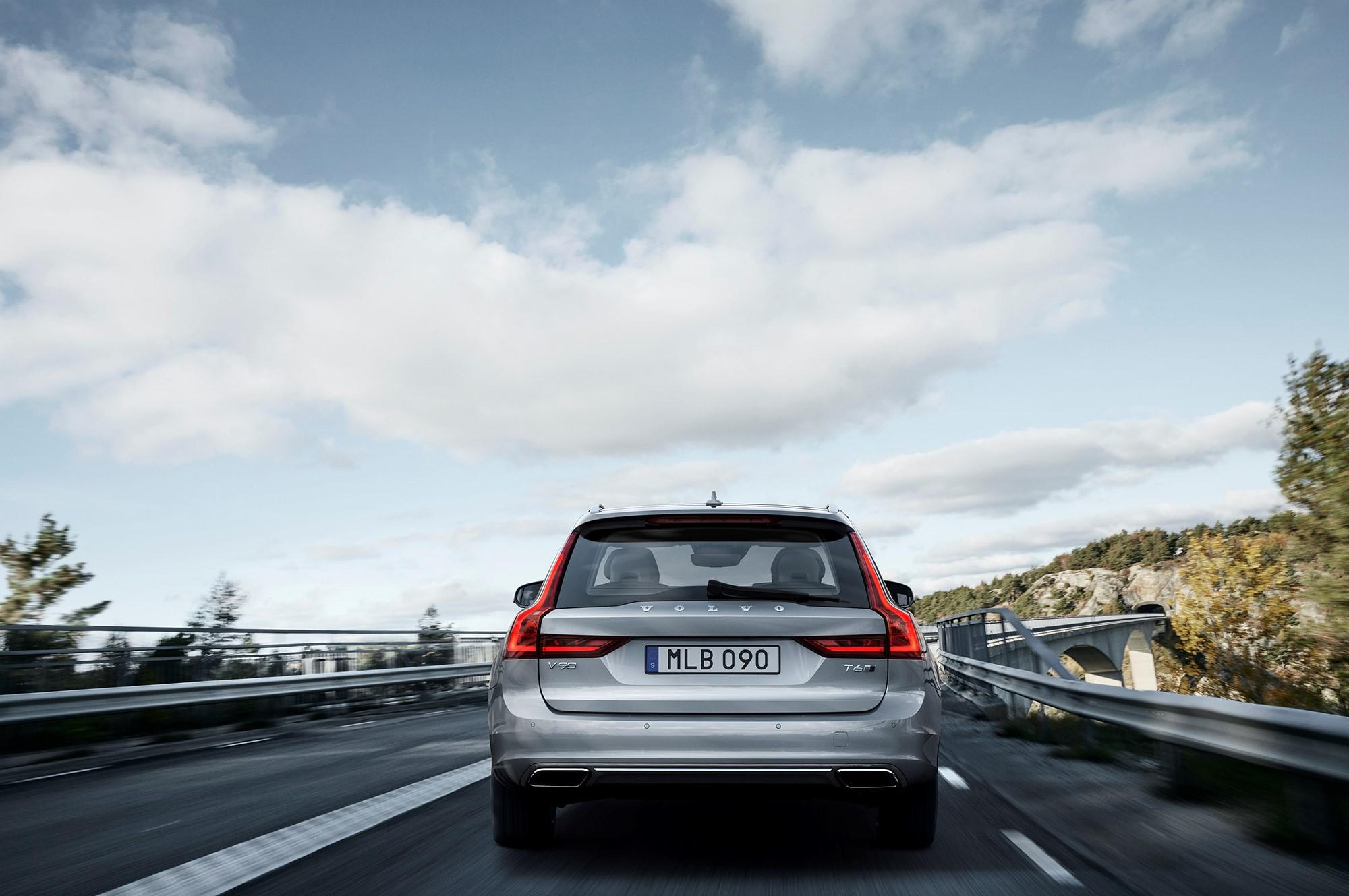 Volvo V90 Pics
