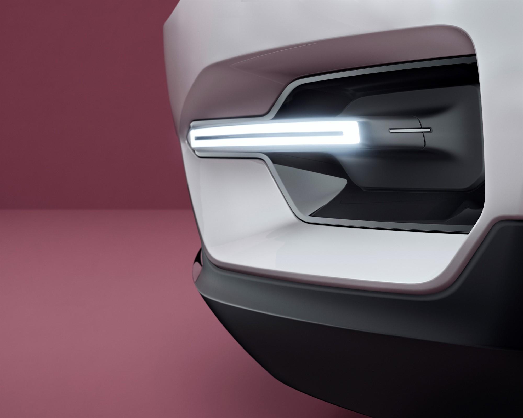 Volvo XC40 Desktop