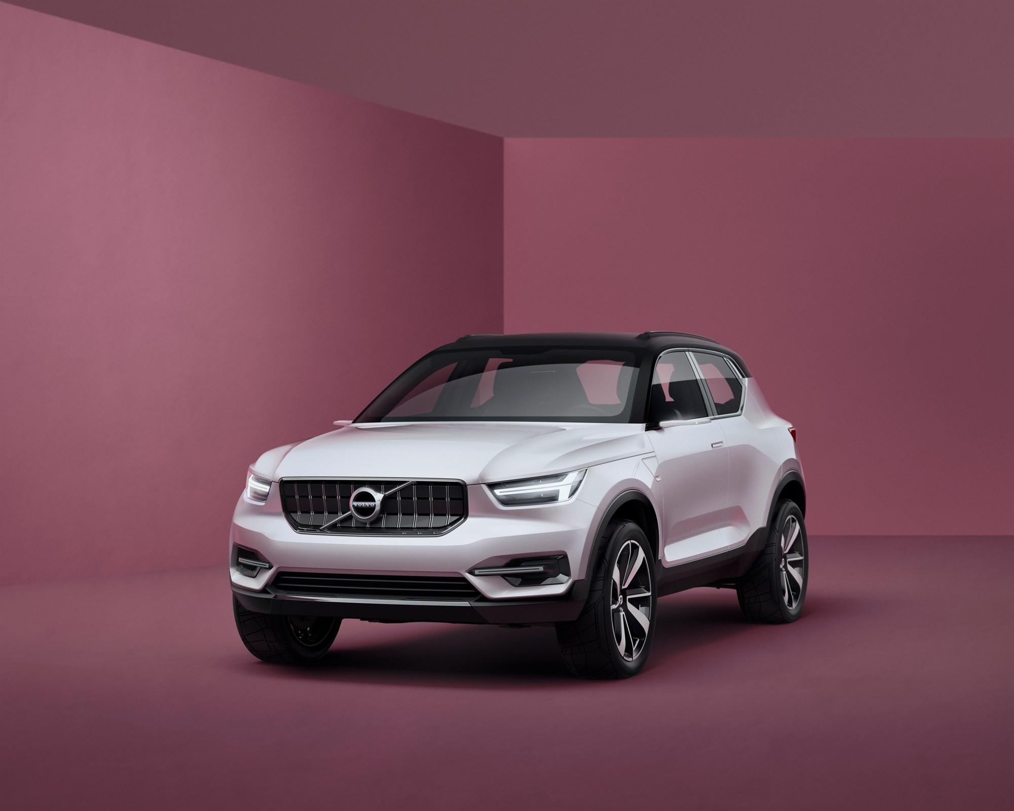 Volvo XC40 High Definition