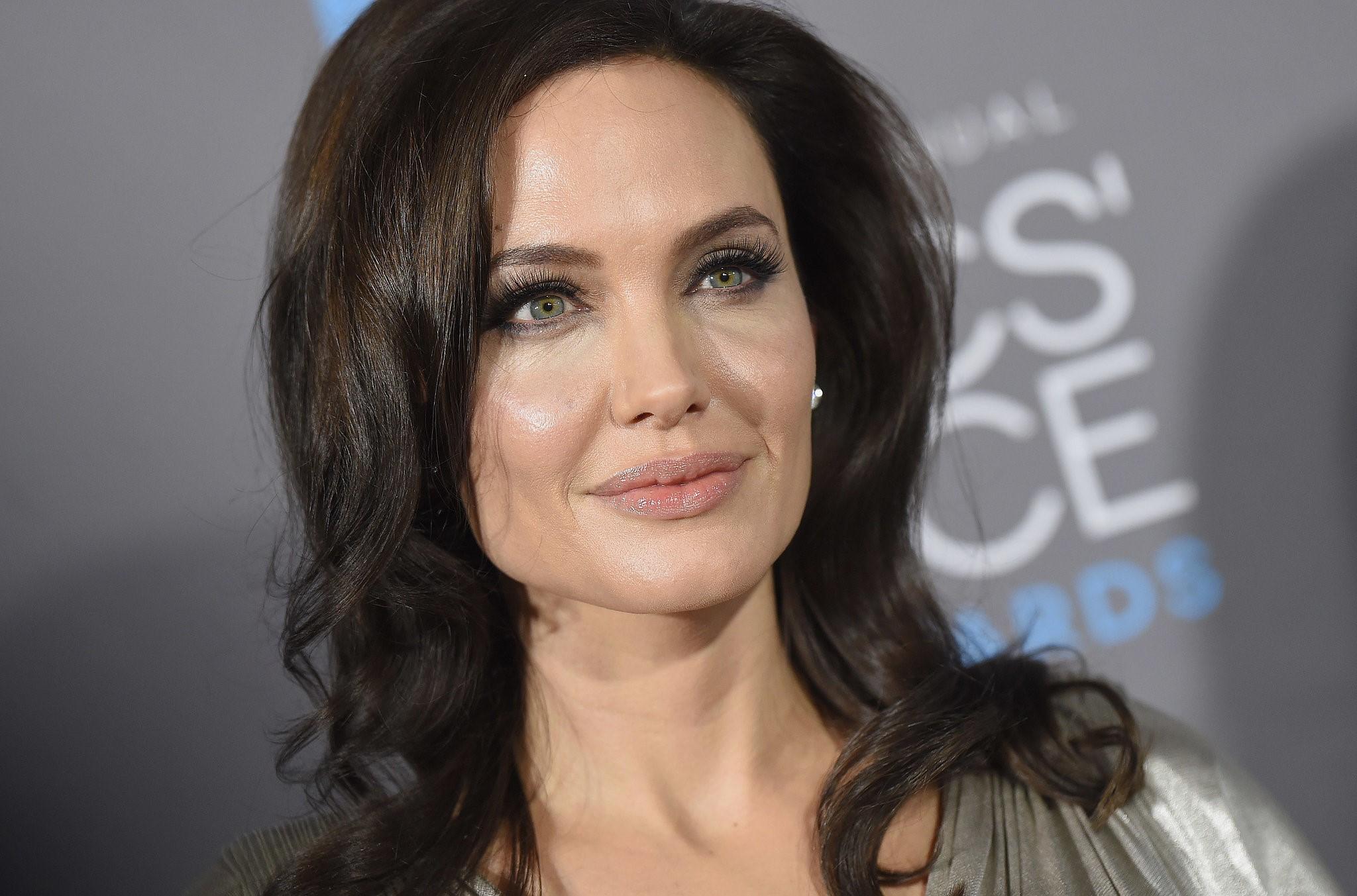 Angelina Jolie Computer Wallpapers