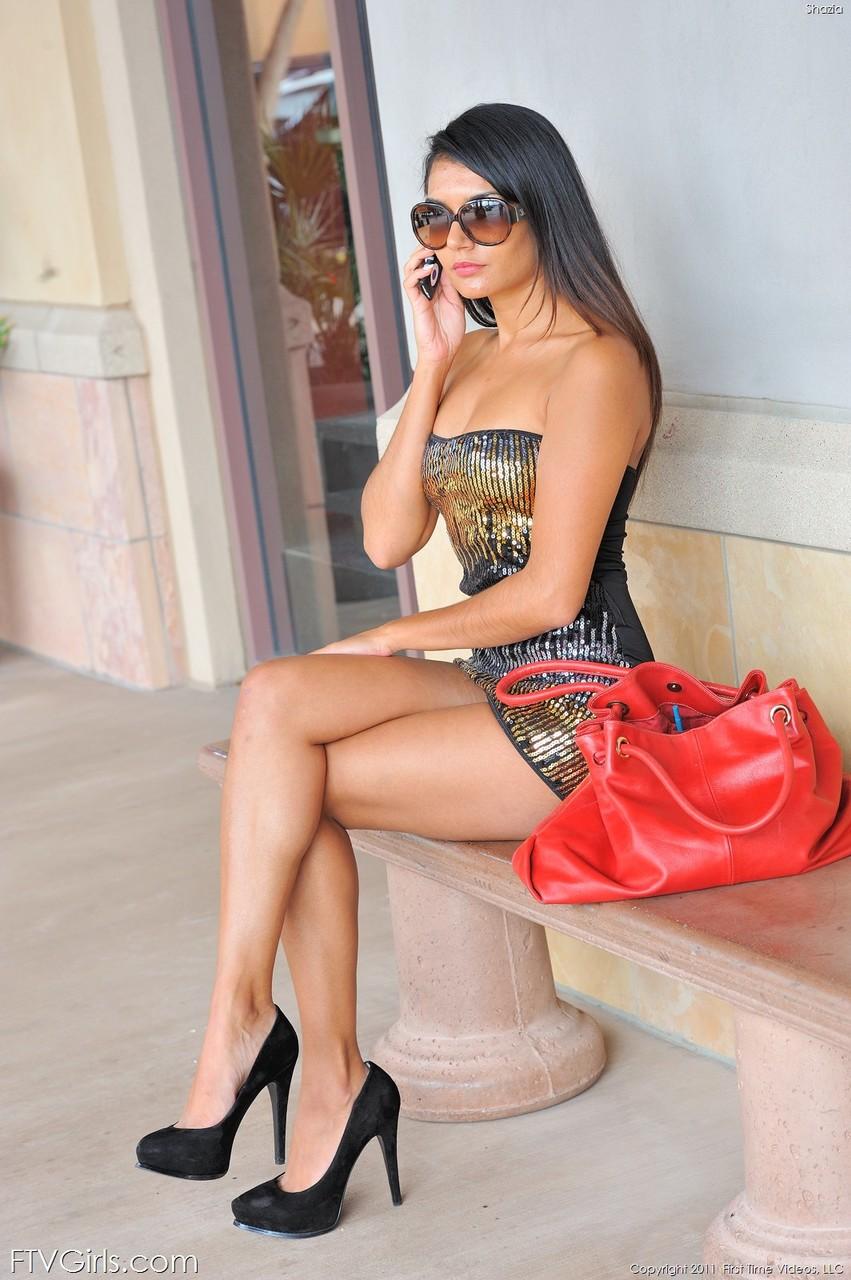 Beautiful Hot Shazia Sahari