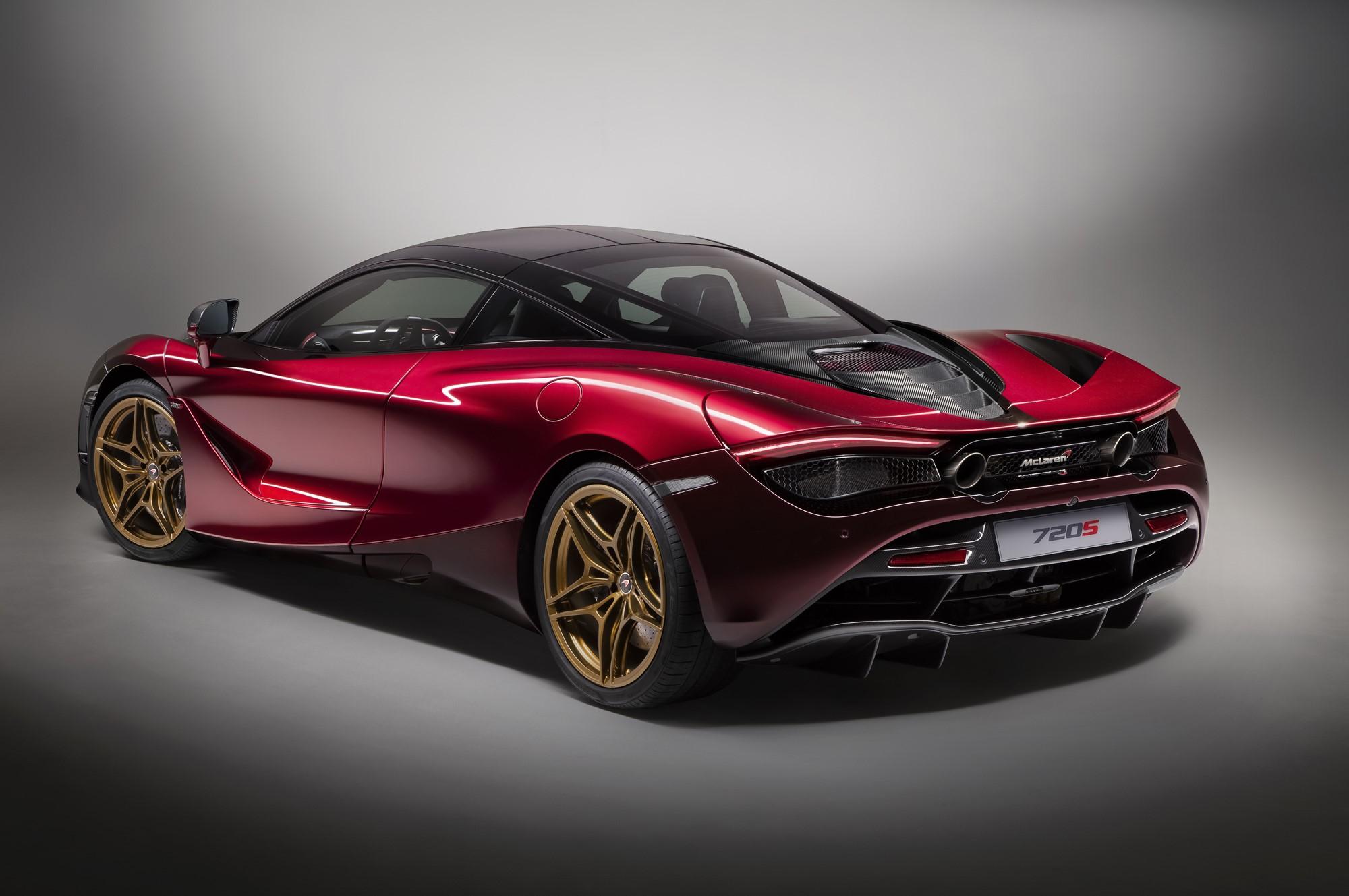 McLaren Background