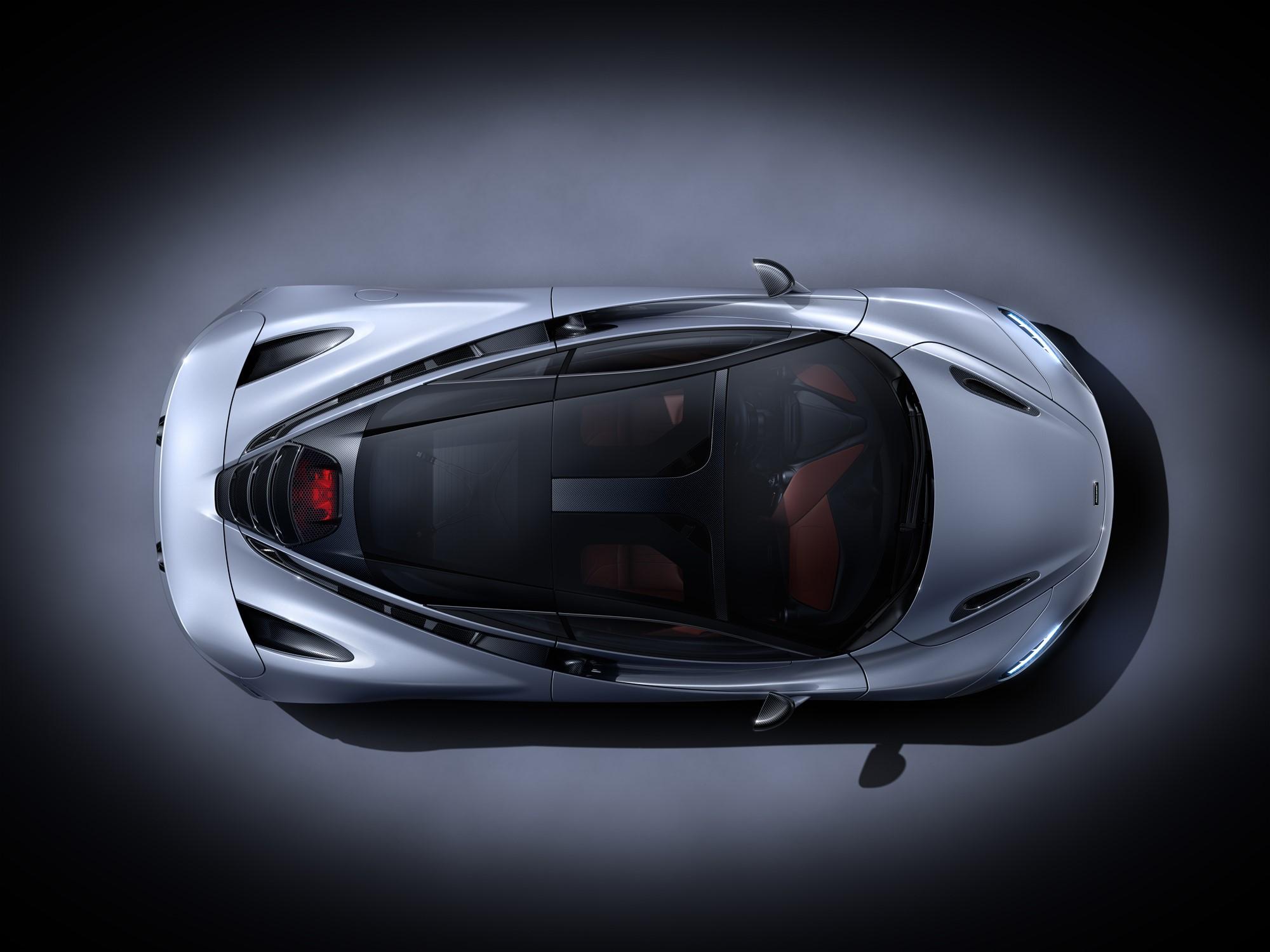 McLaren Desktop