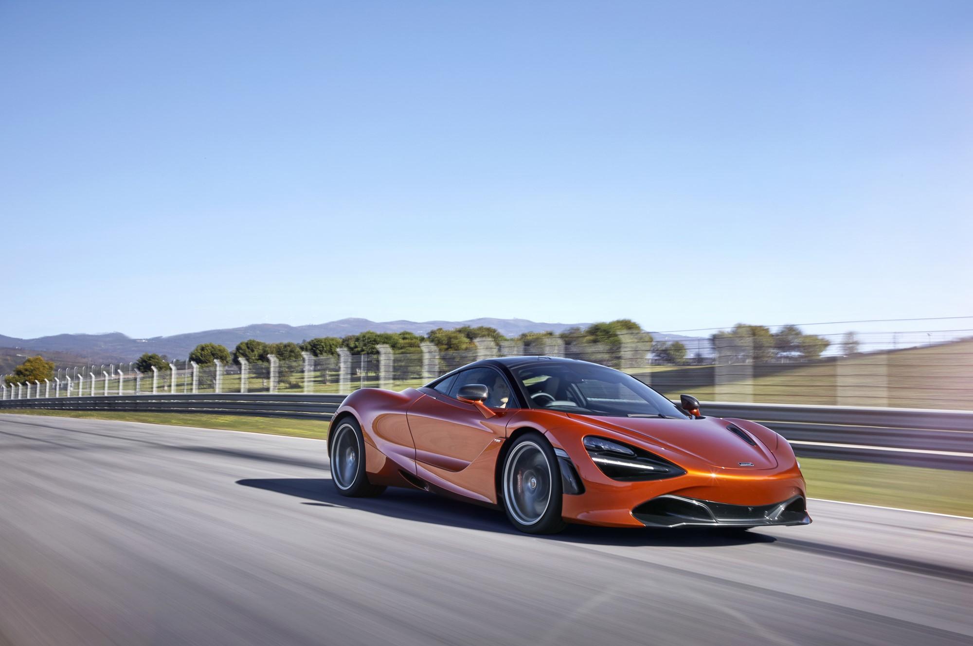 McLaren images