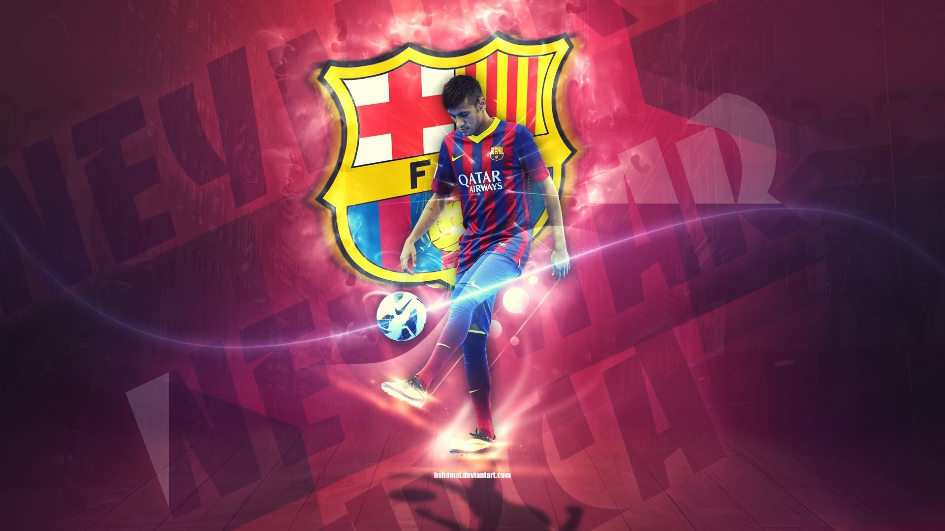 Neymar High Quality Wallpapers