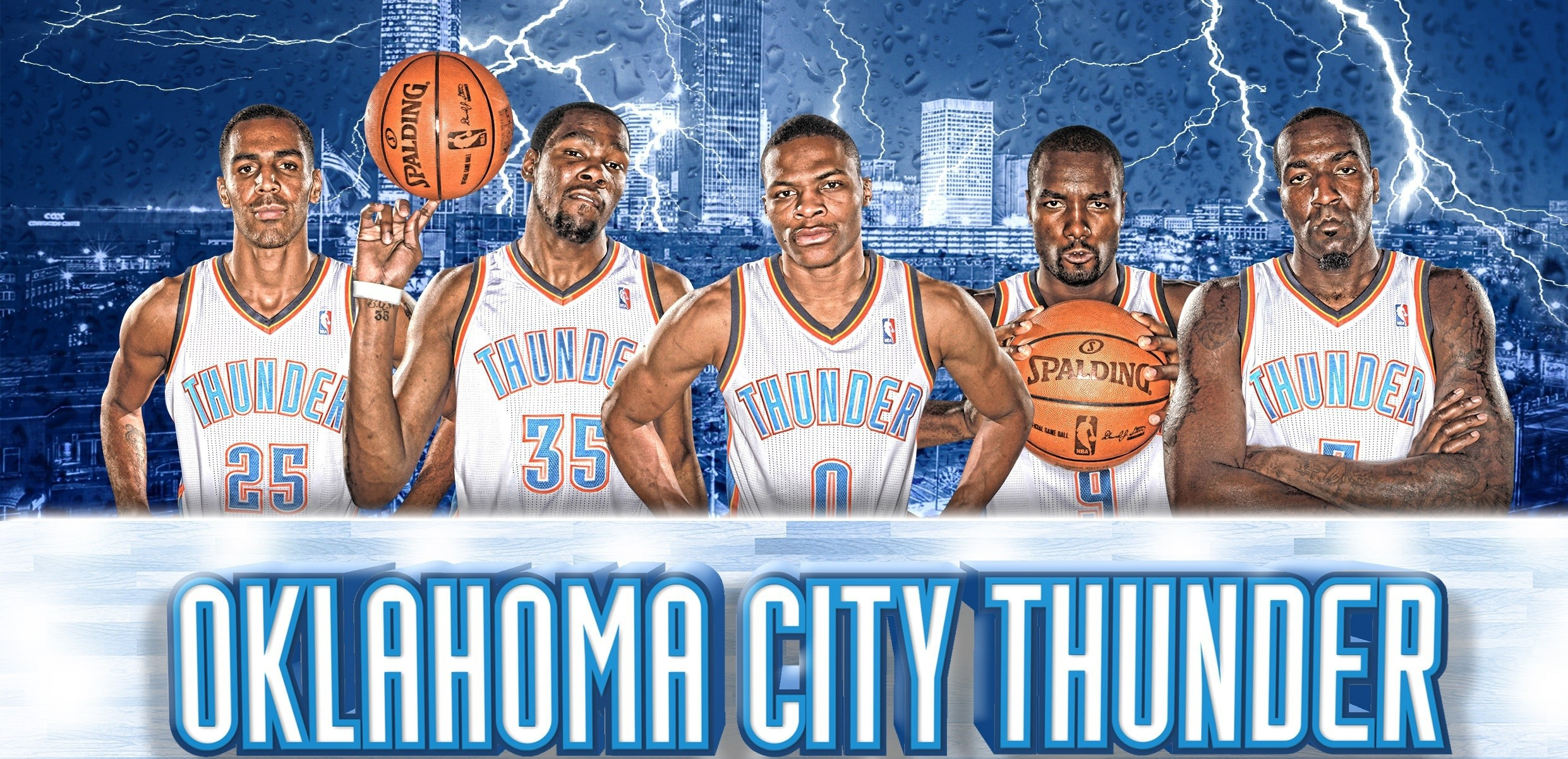Oklahoma City Thunder Pictures