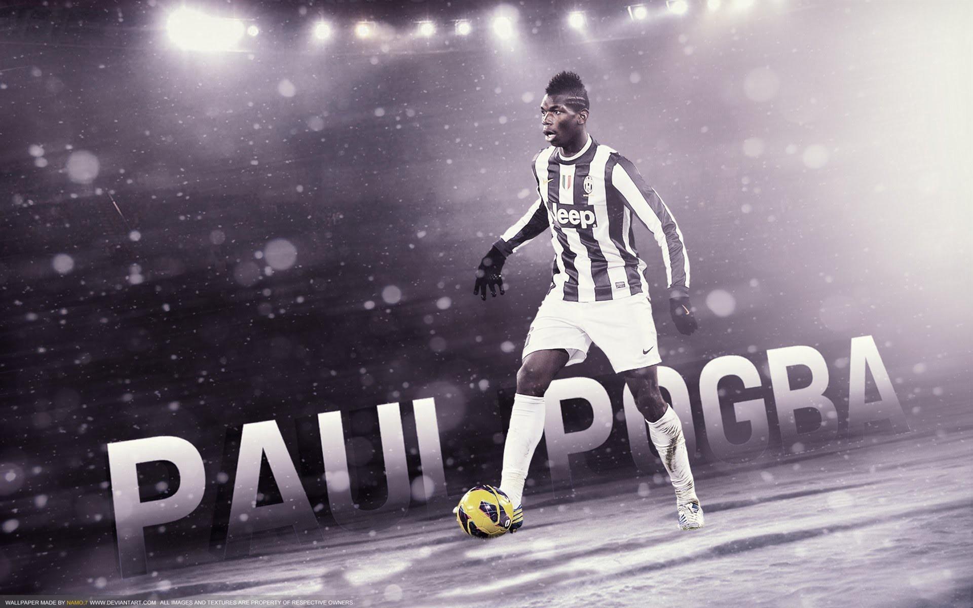 Paul Pogba Pics