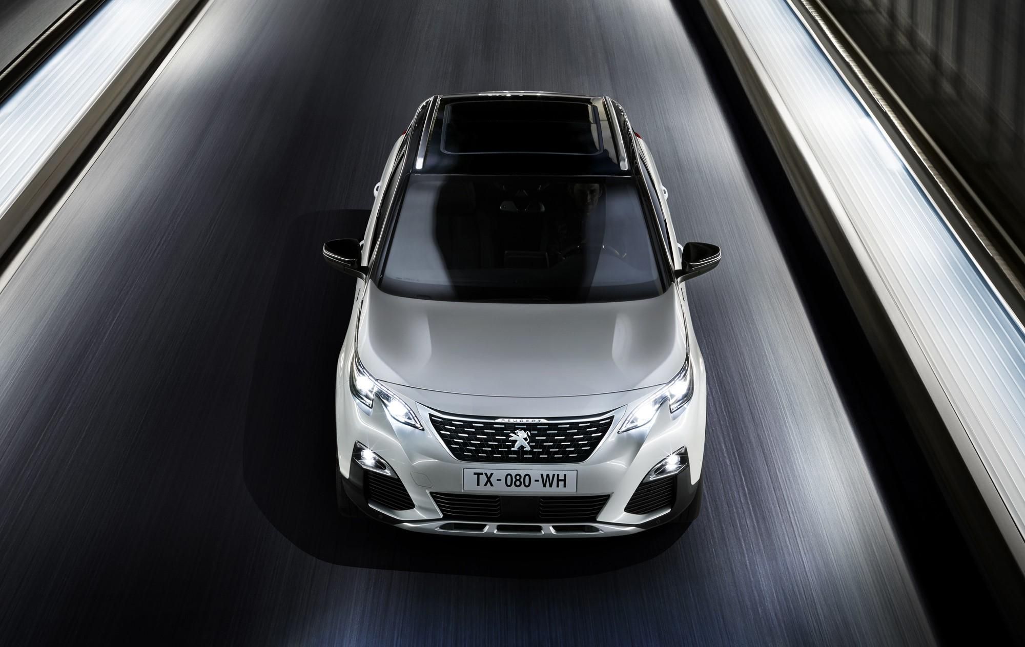 Peugeot 3008 Pics