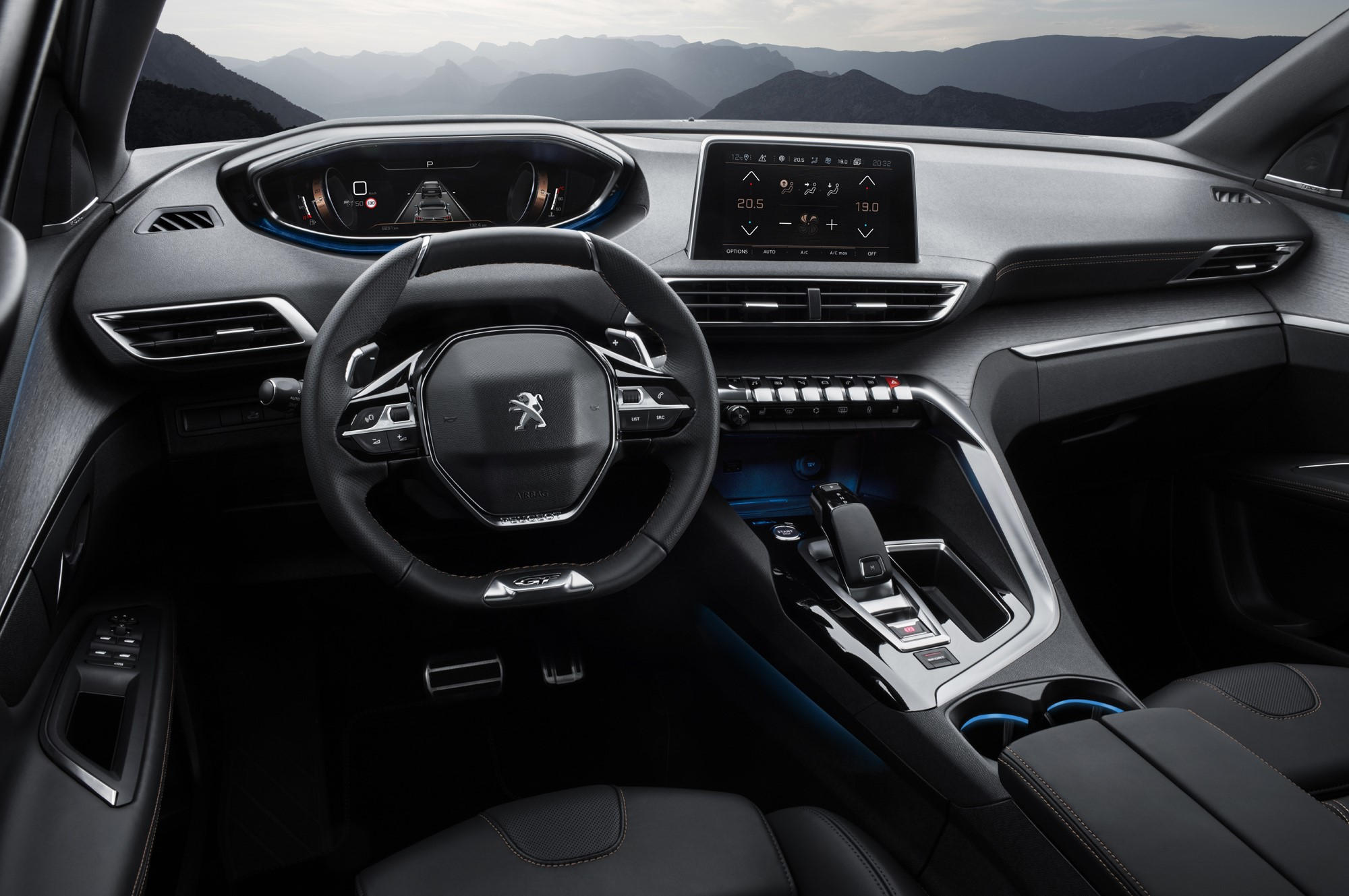 Peugeot 3008 Pictures