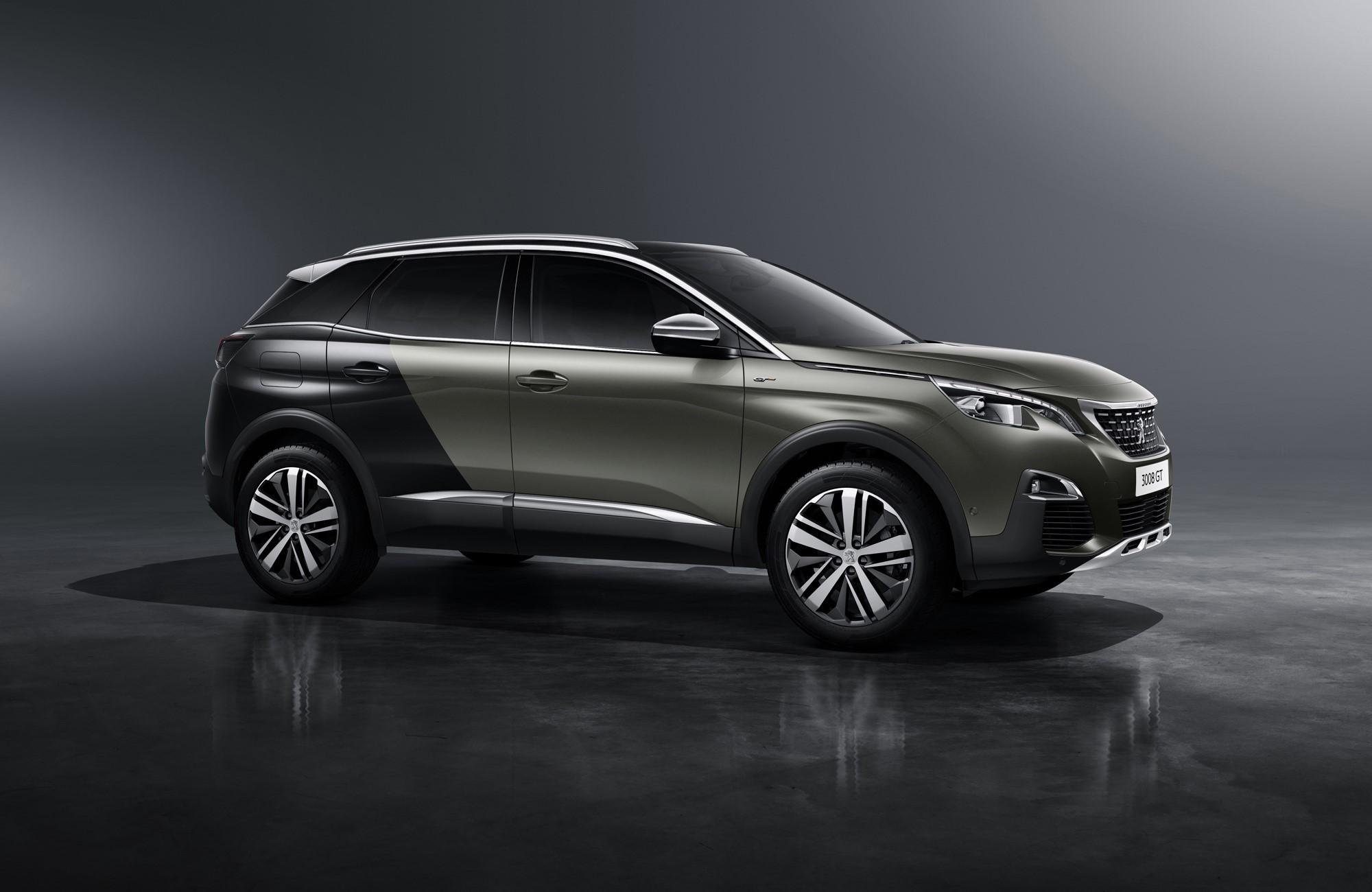 Peugeot 3008 images
