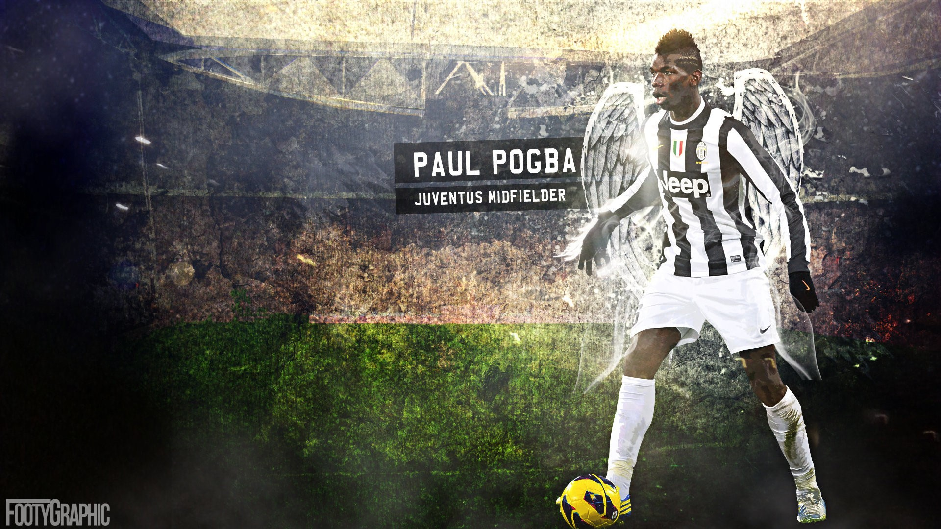 Pictures of Paul Pogba