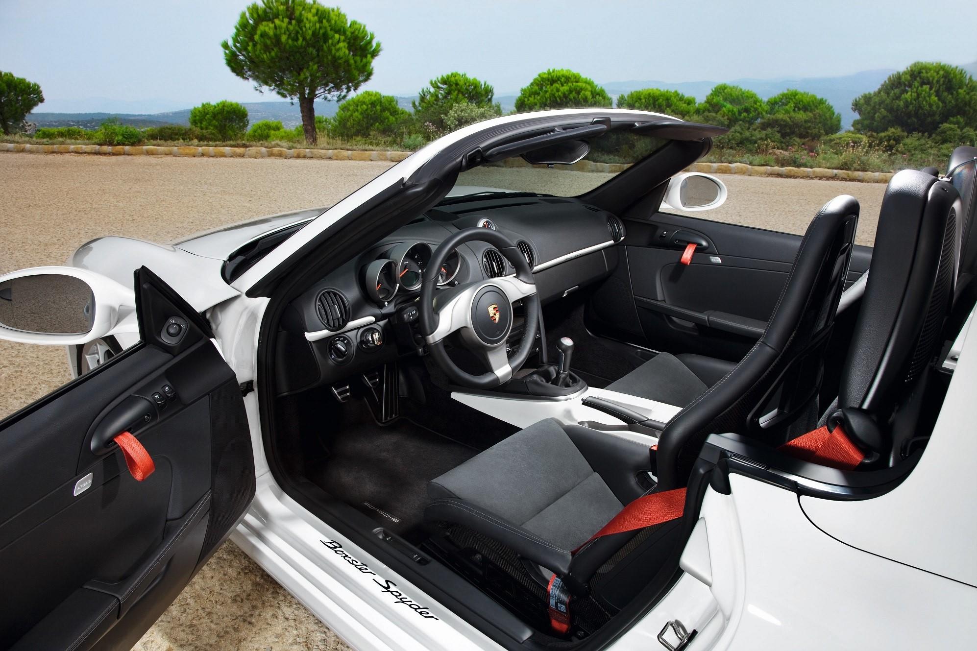 Porsche Boxster Spyder Background images