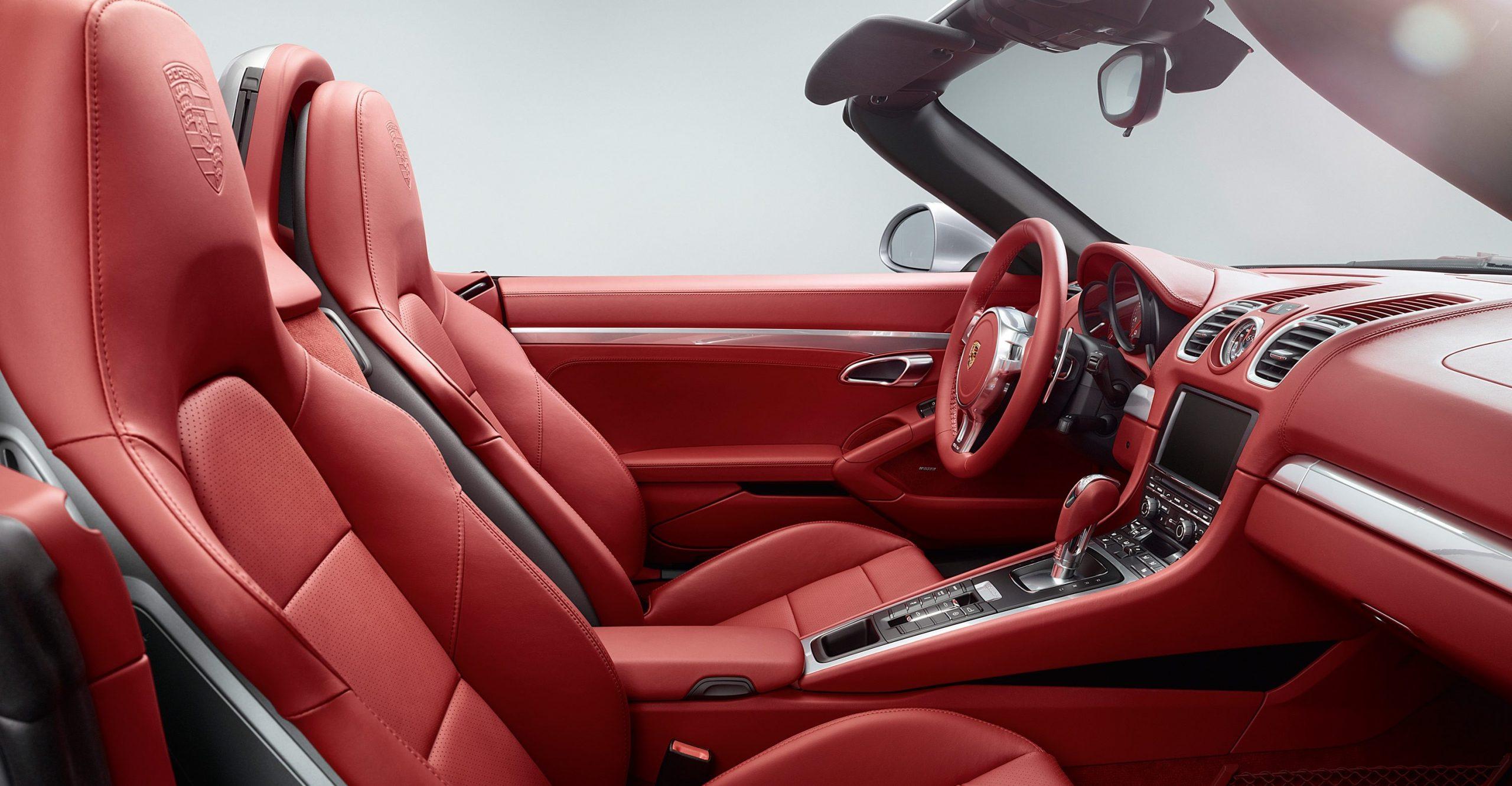Porsche Boxster Spyder Desktop Wallpapers