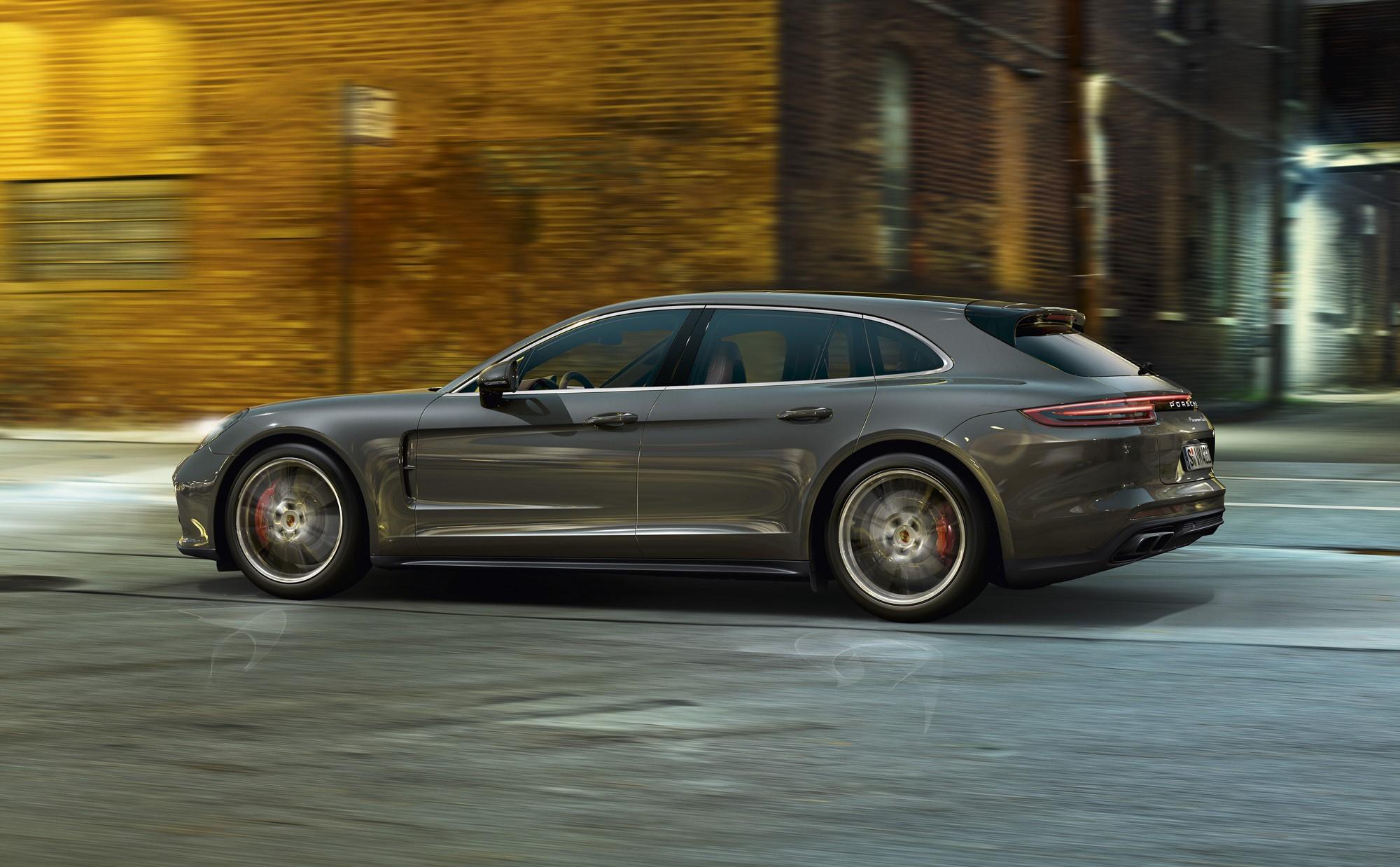 Porsche Panamera Sport Turismo Desktop