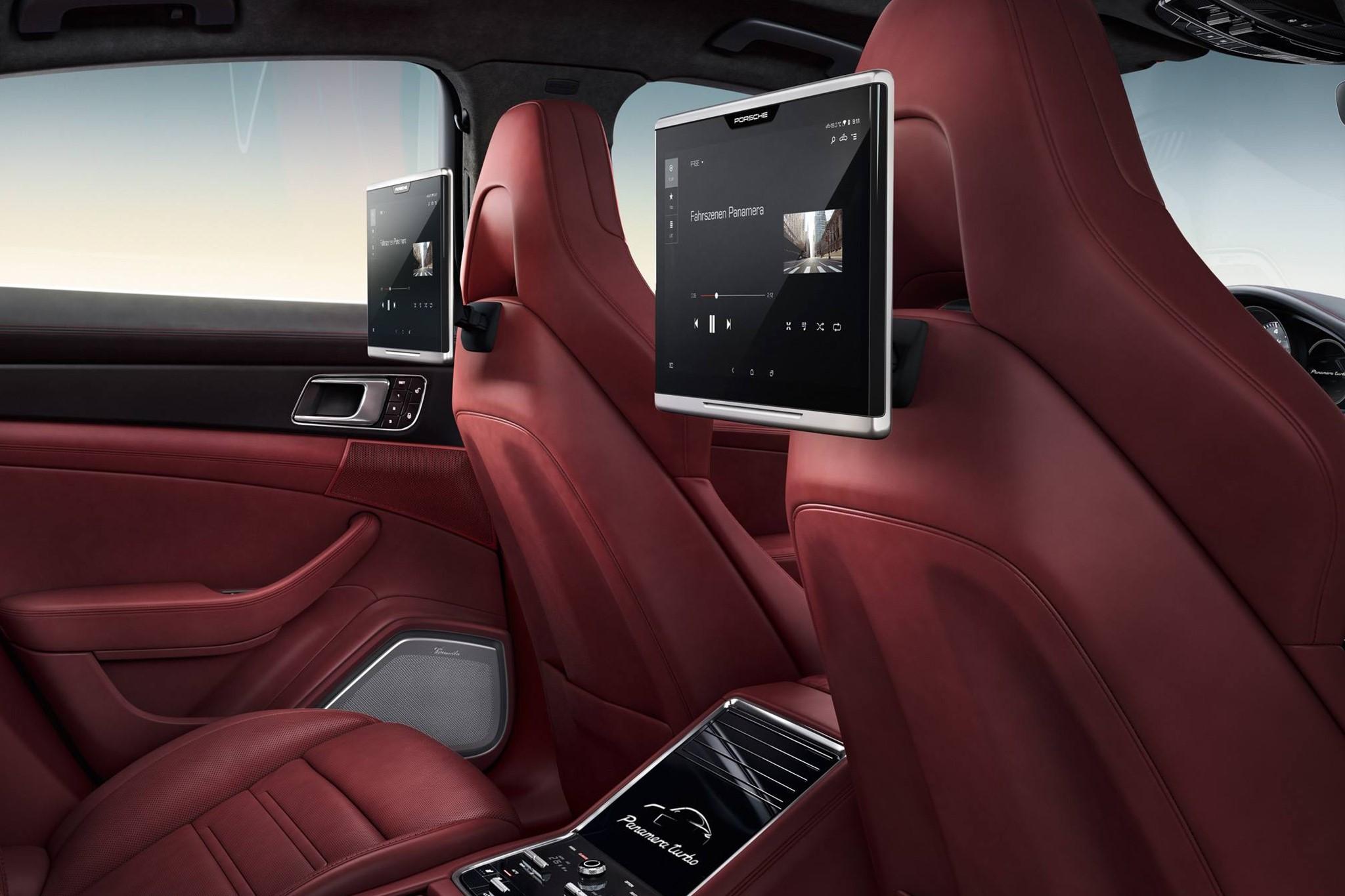 Porsche Panamera Windows Wallpapers
