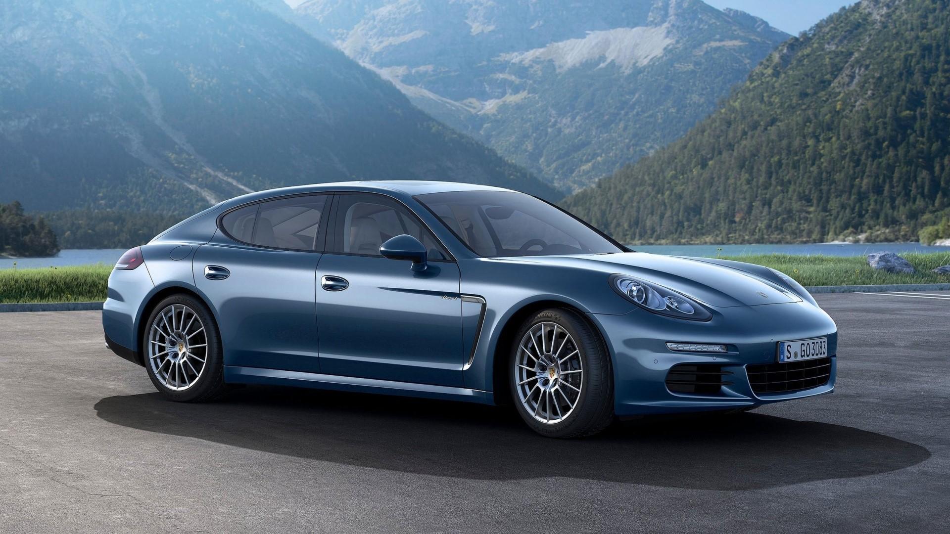 Porsche Panamera images