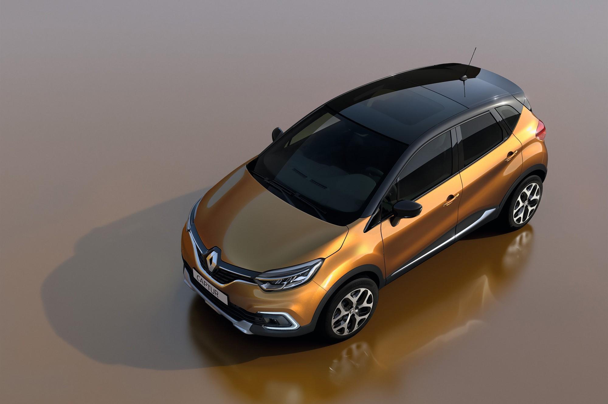 Renault Captur Computer Wallpapers