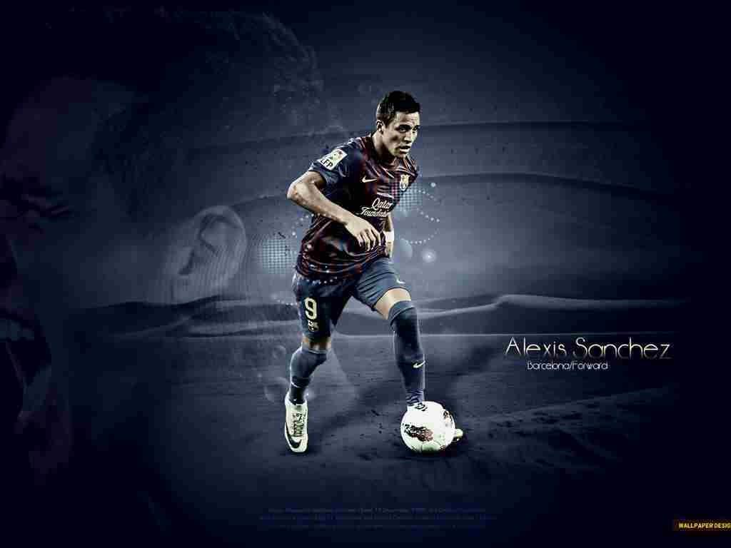Alexis Sanchez Background