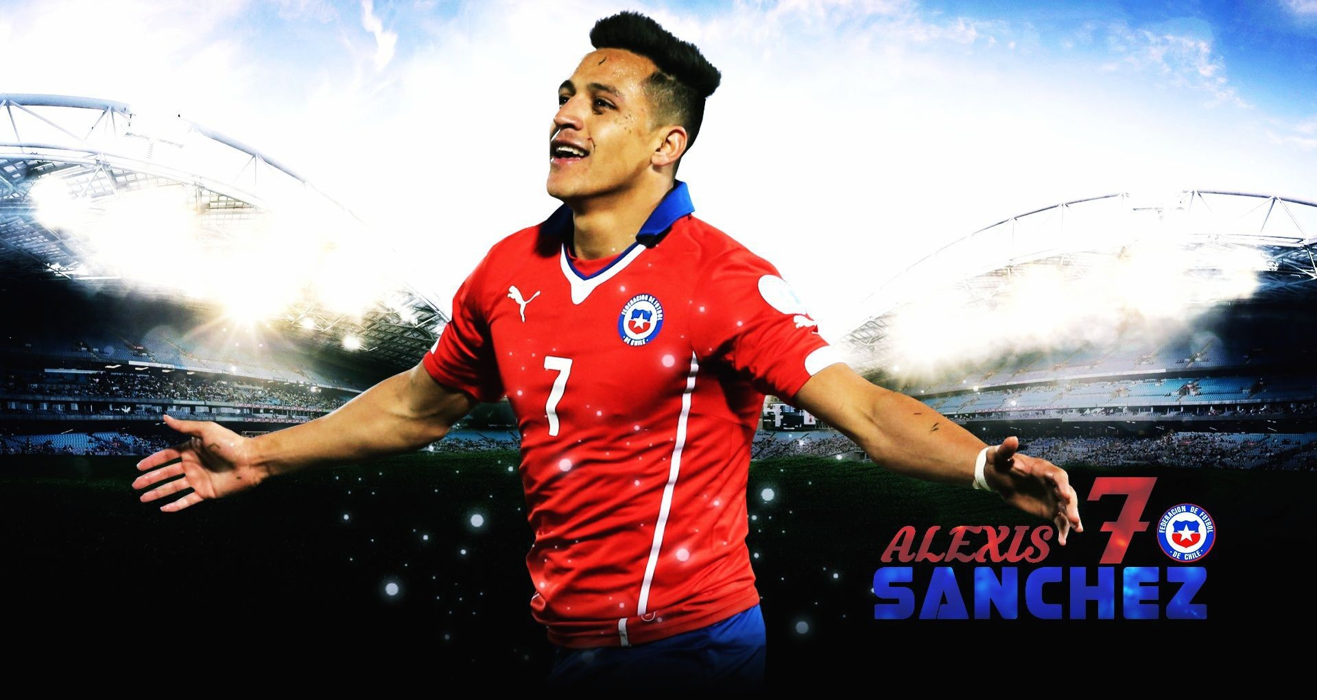 Alexis Sanchez Pictures