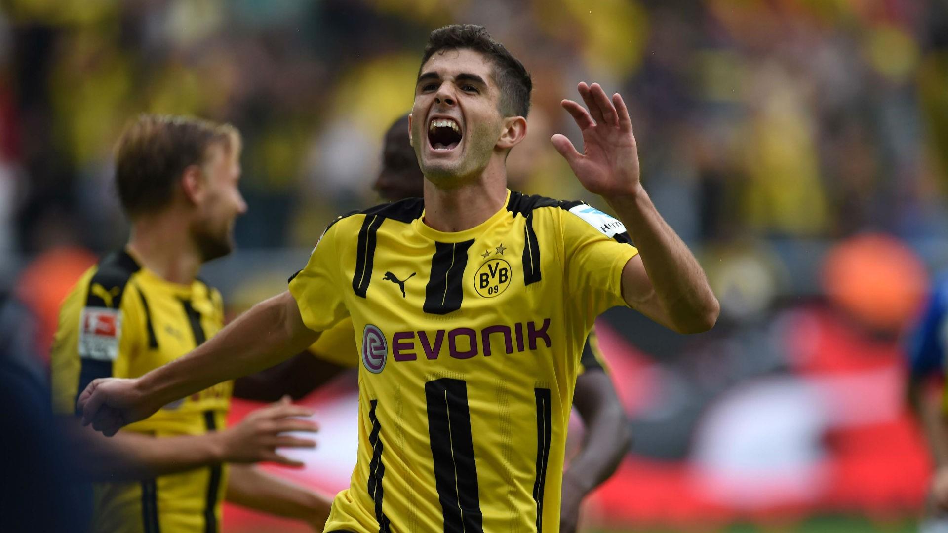Borussia Dortmund Background