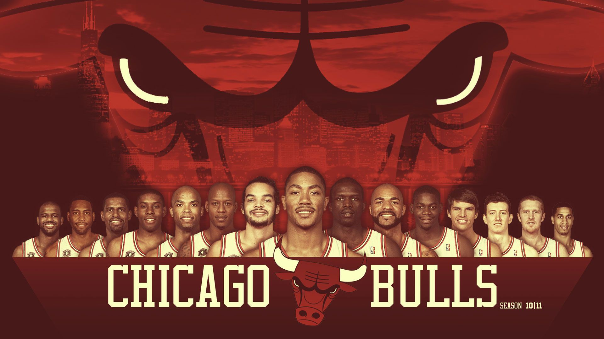 Chicago Bulls Wallpapers 2