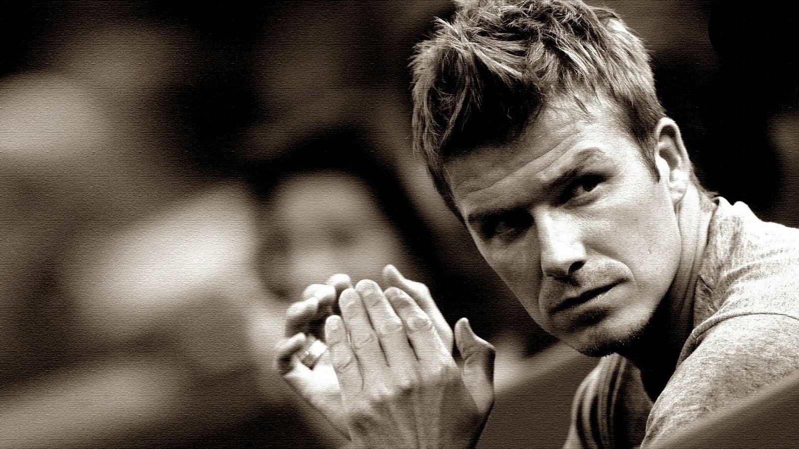 David Beckham Desktop Wallpapers