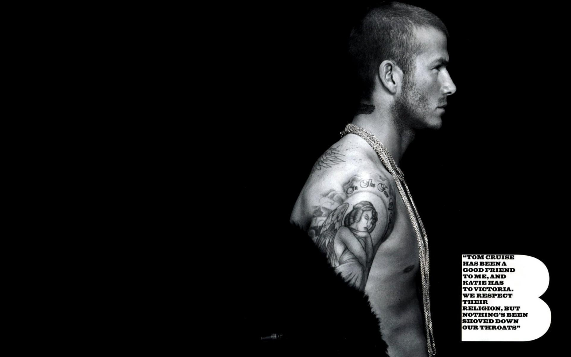David Beckham Desktop