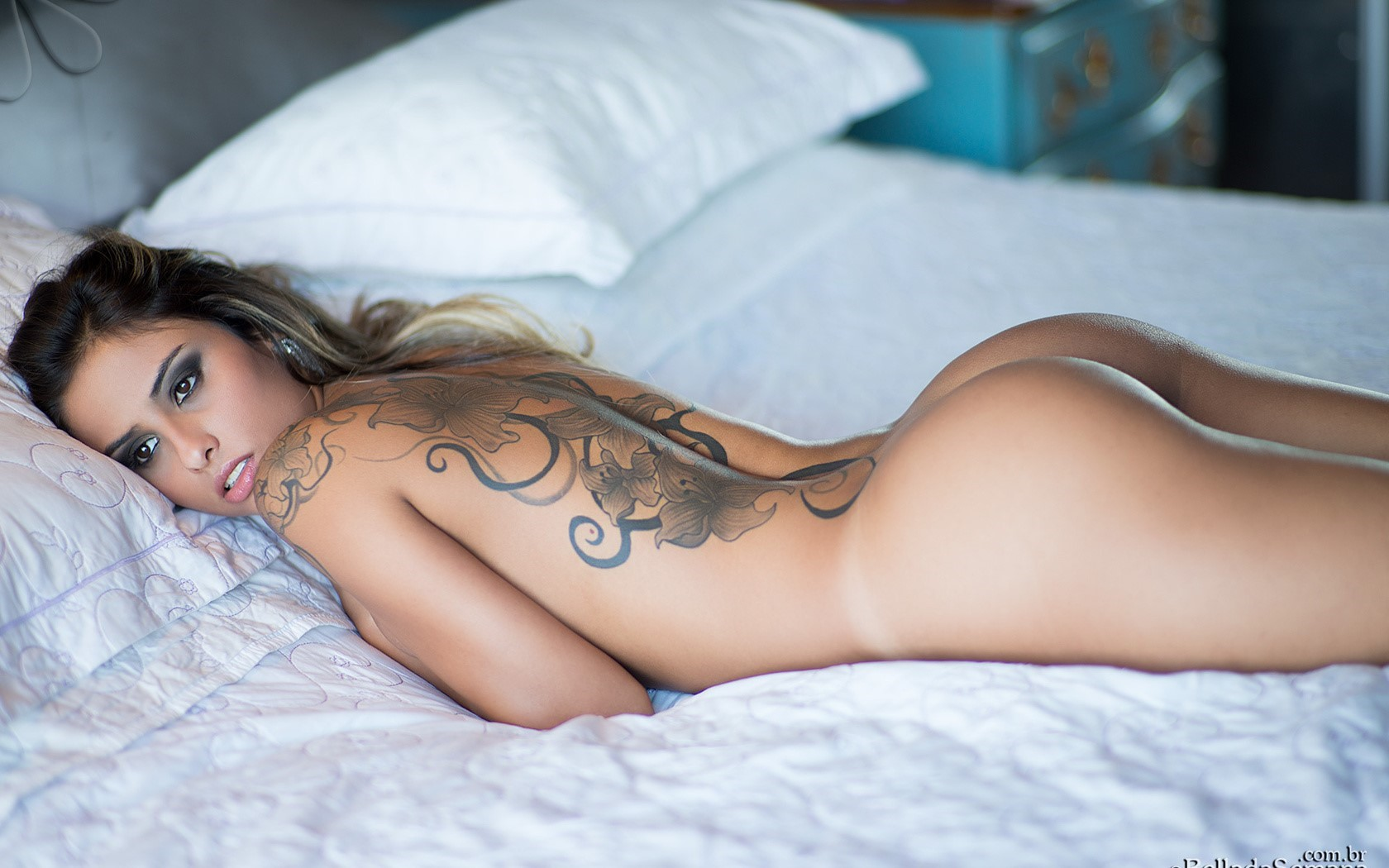 Ellen Sapori Nude