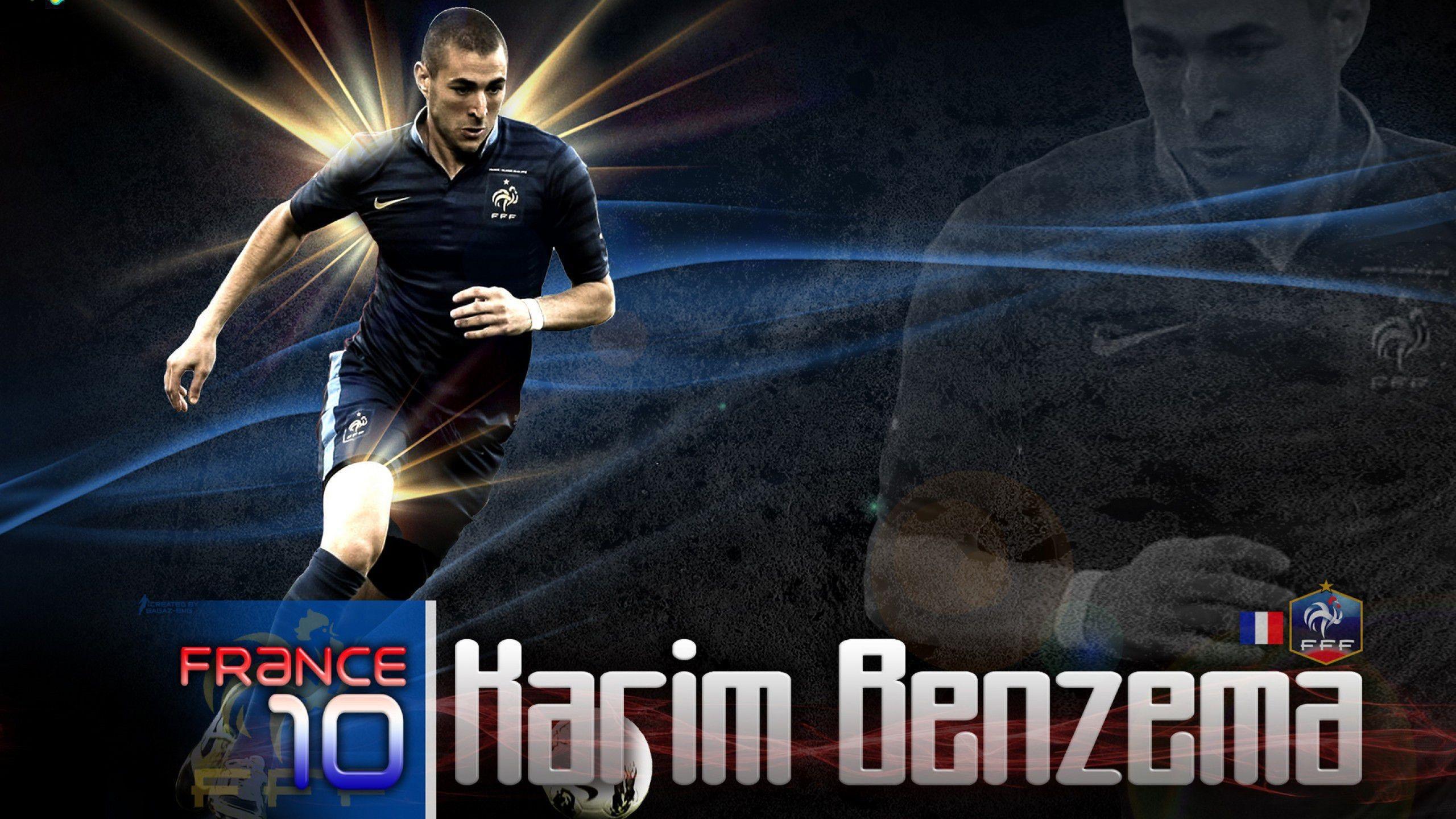 Karim Benzema Desktop Wallpapers