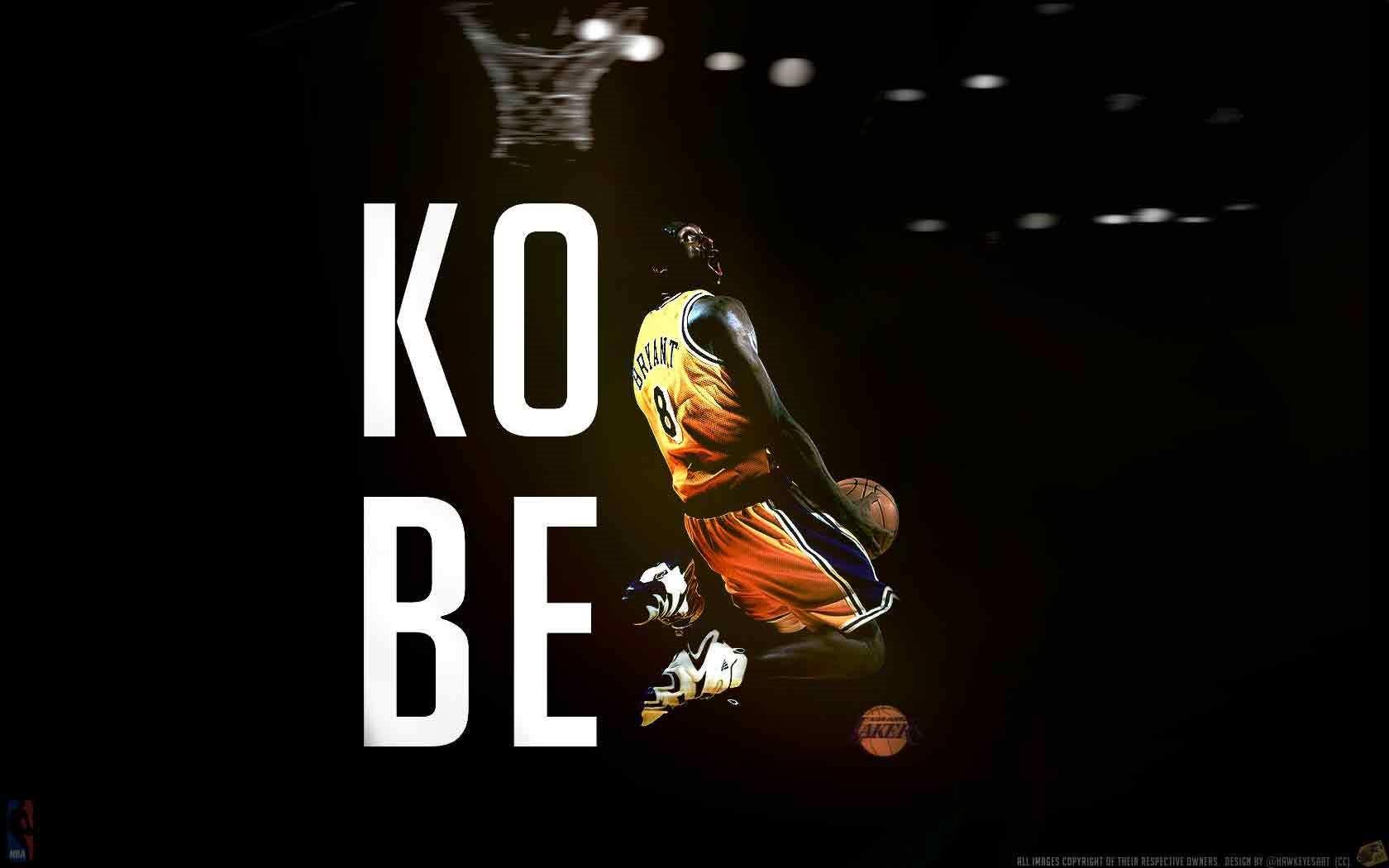 Kobe Bryant Desktop