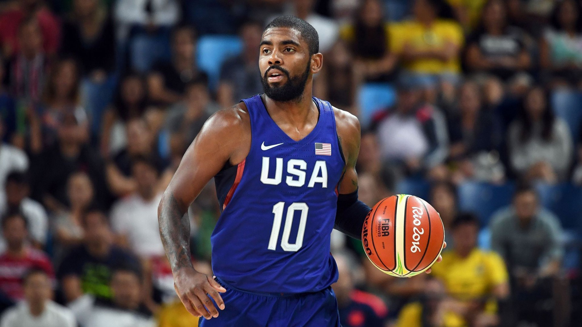 Kyrie Irving Laptop Wallpapers