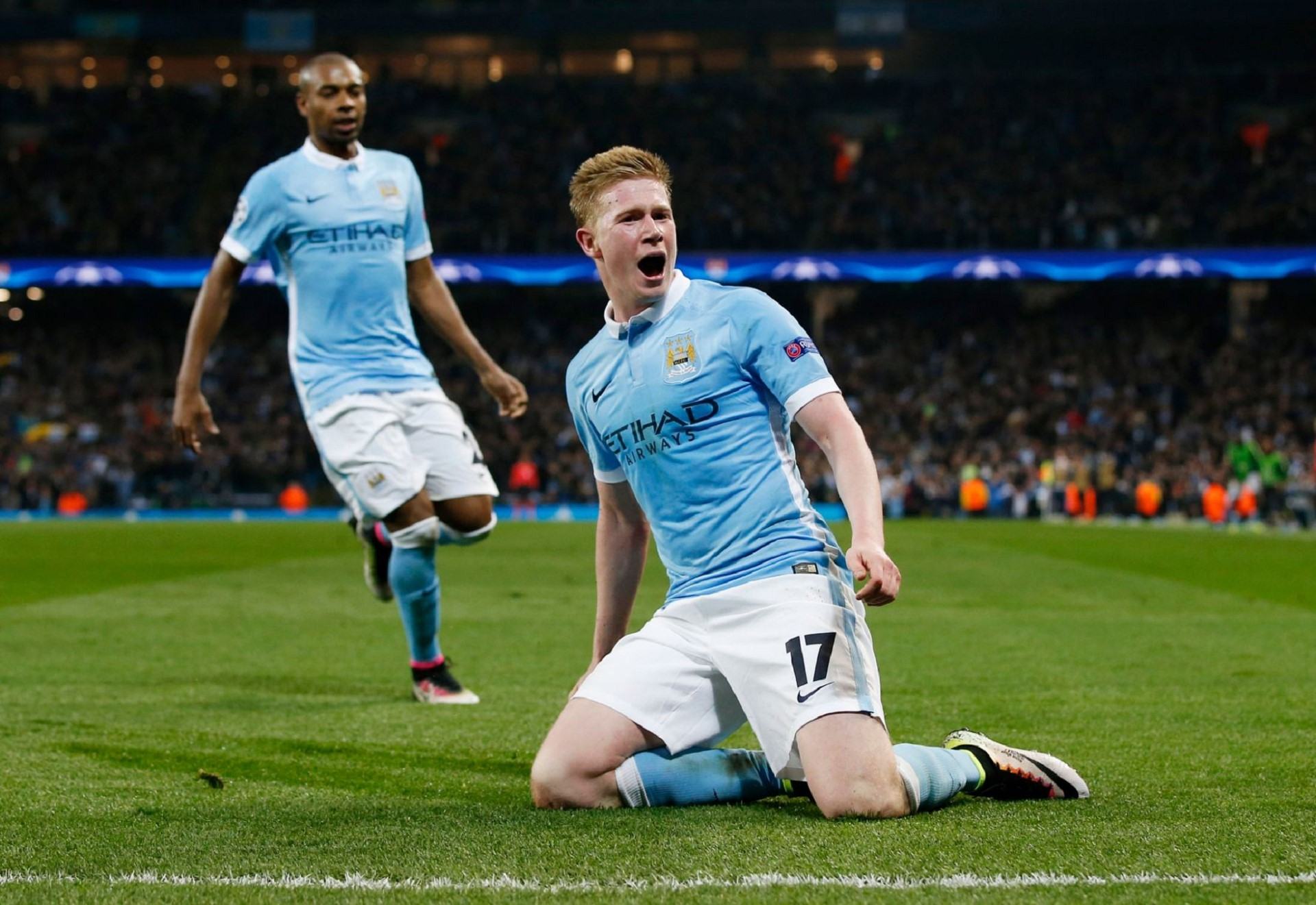 Manchester City Photo Galleries