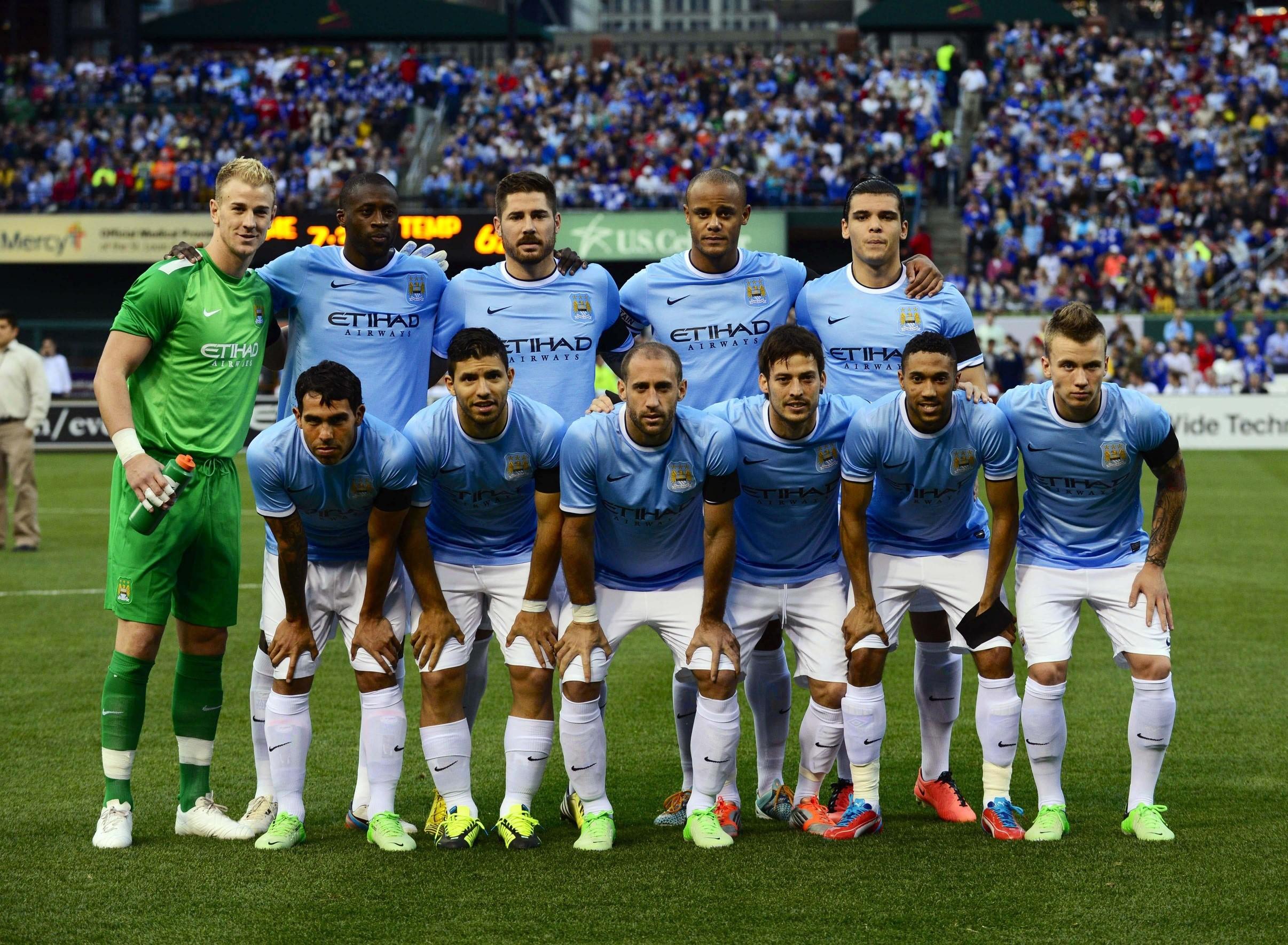 Manchester City Photos