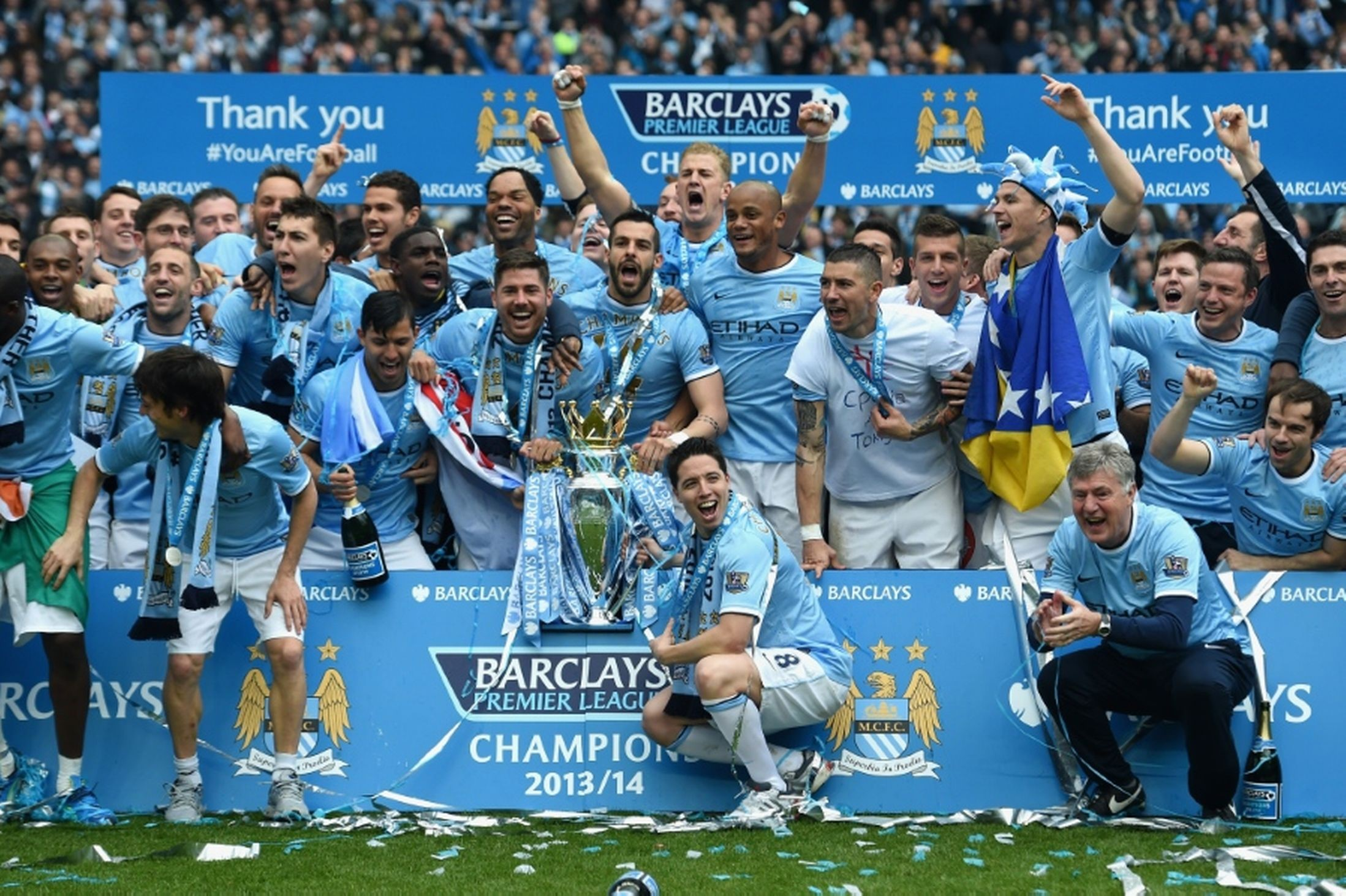 Manchester City Pictures