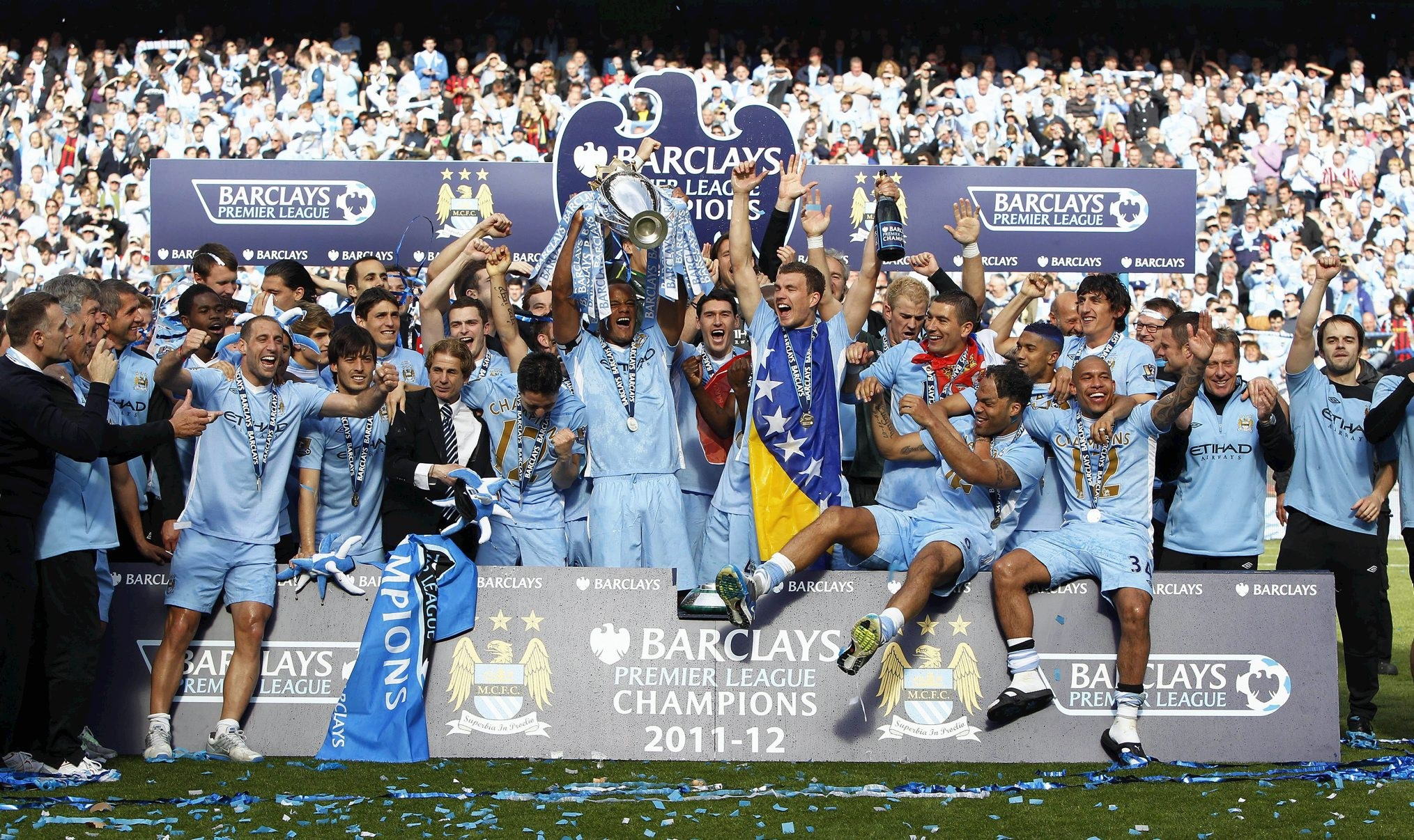 Manchester City Windows Wallpapers
