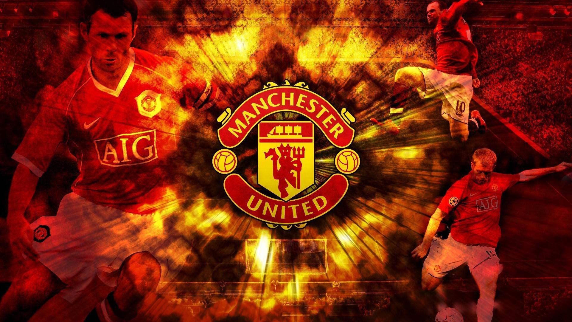 Manchester United Background