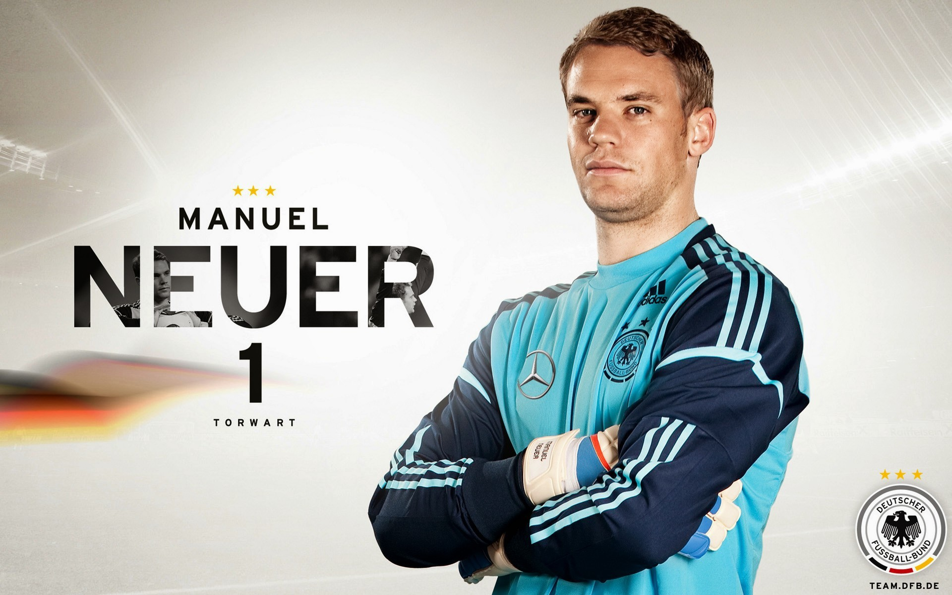 Manuel Neuer Laptop Wallpapers