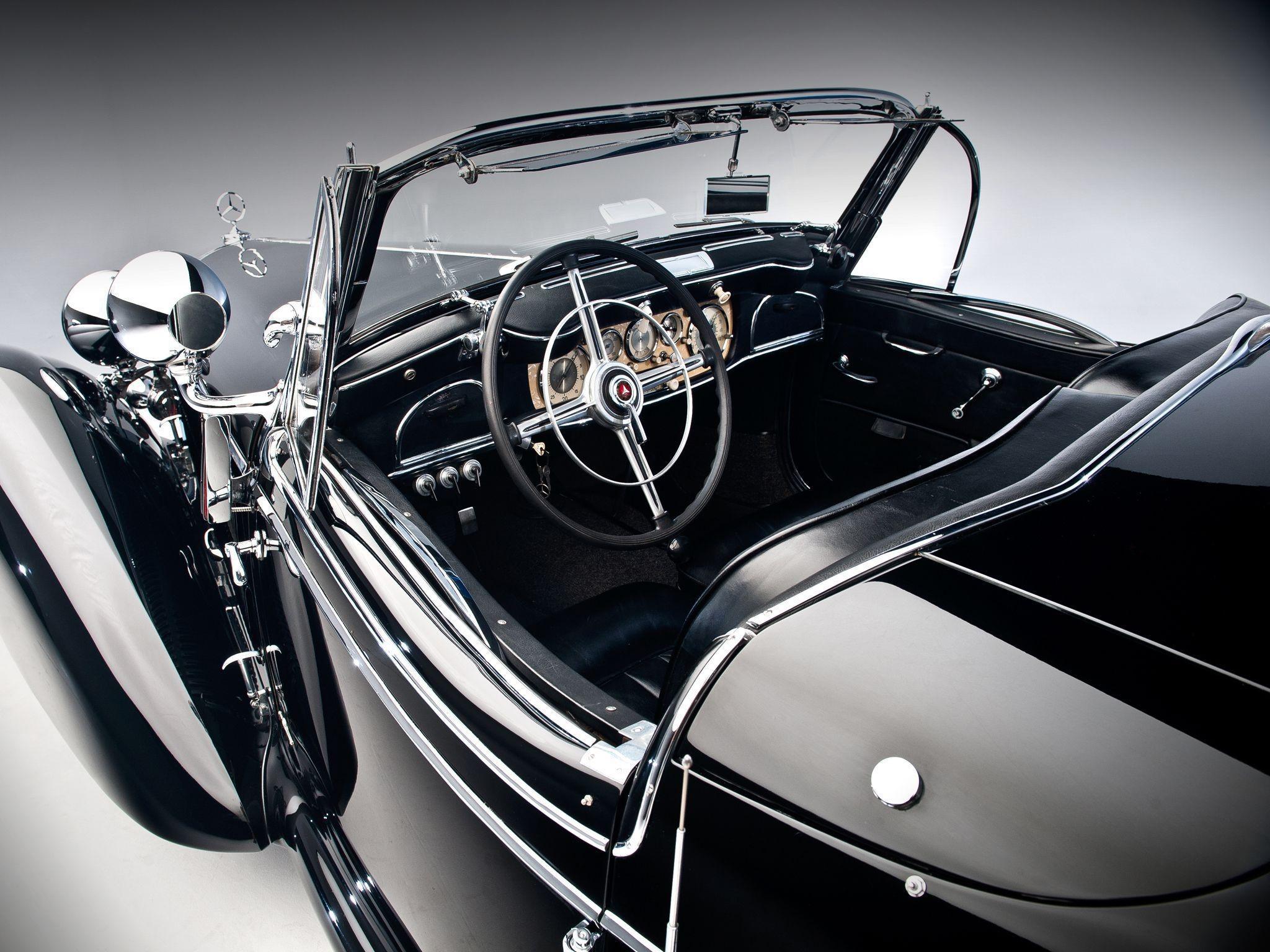 Mercedes Benz 540K 3