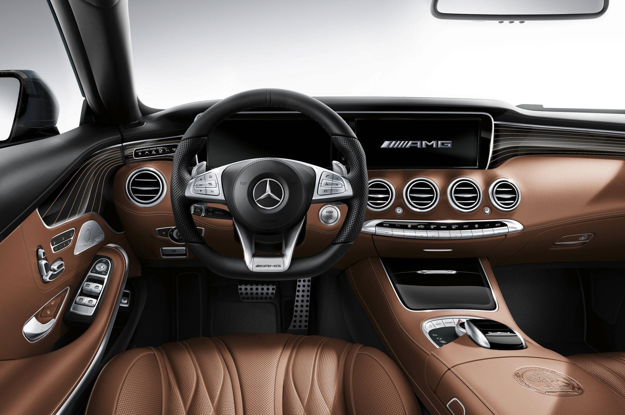 Mercedes Benz S65 AMG 2