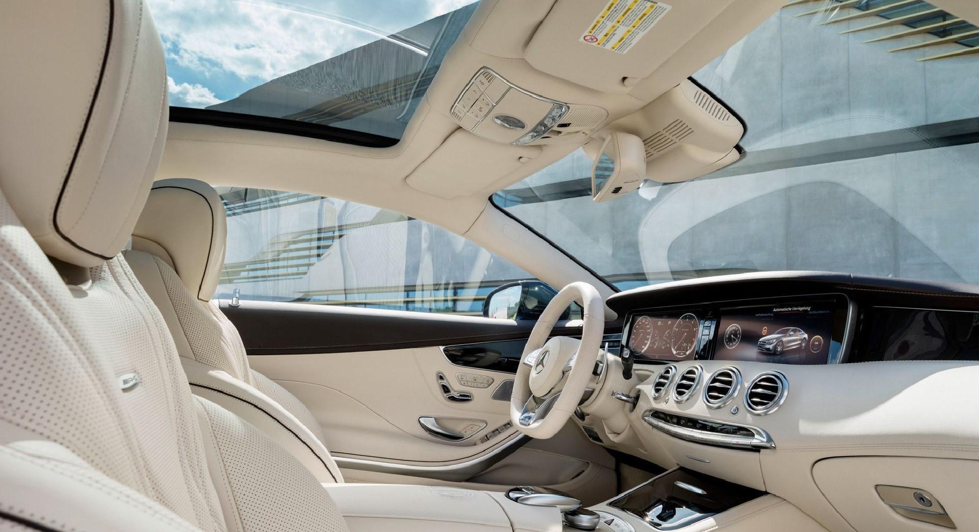 Mercedes Benz S65 AMG Desktop Wallpapers