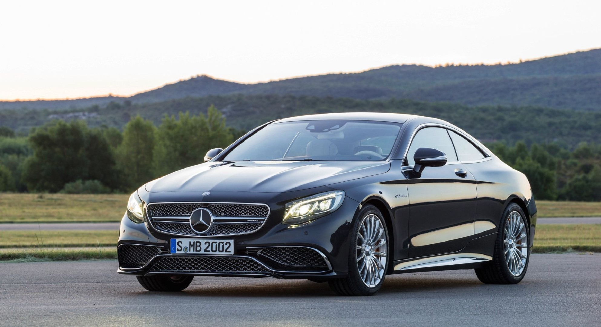 Mercedes Benz S65 AMG Laptop Wallpapers