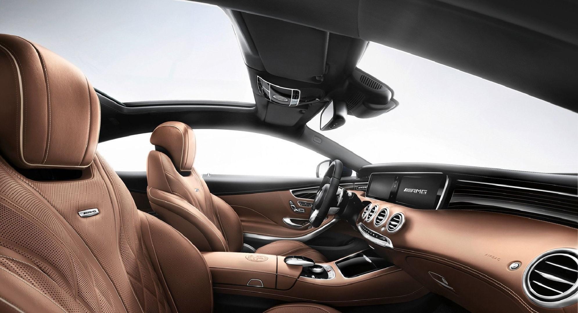 Mercedes Benz S65 AMG Photos