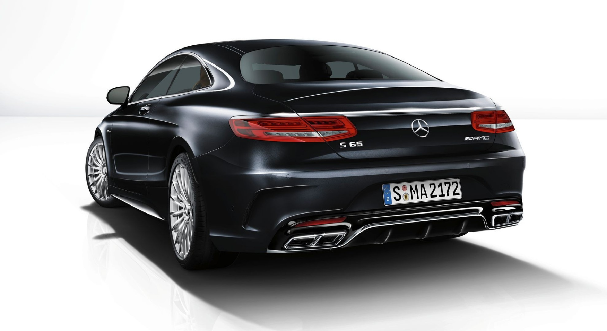 Mercedes Benz S65 AMG Pictures