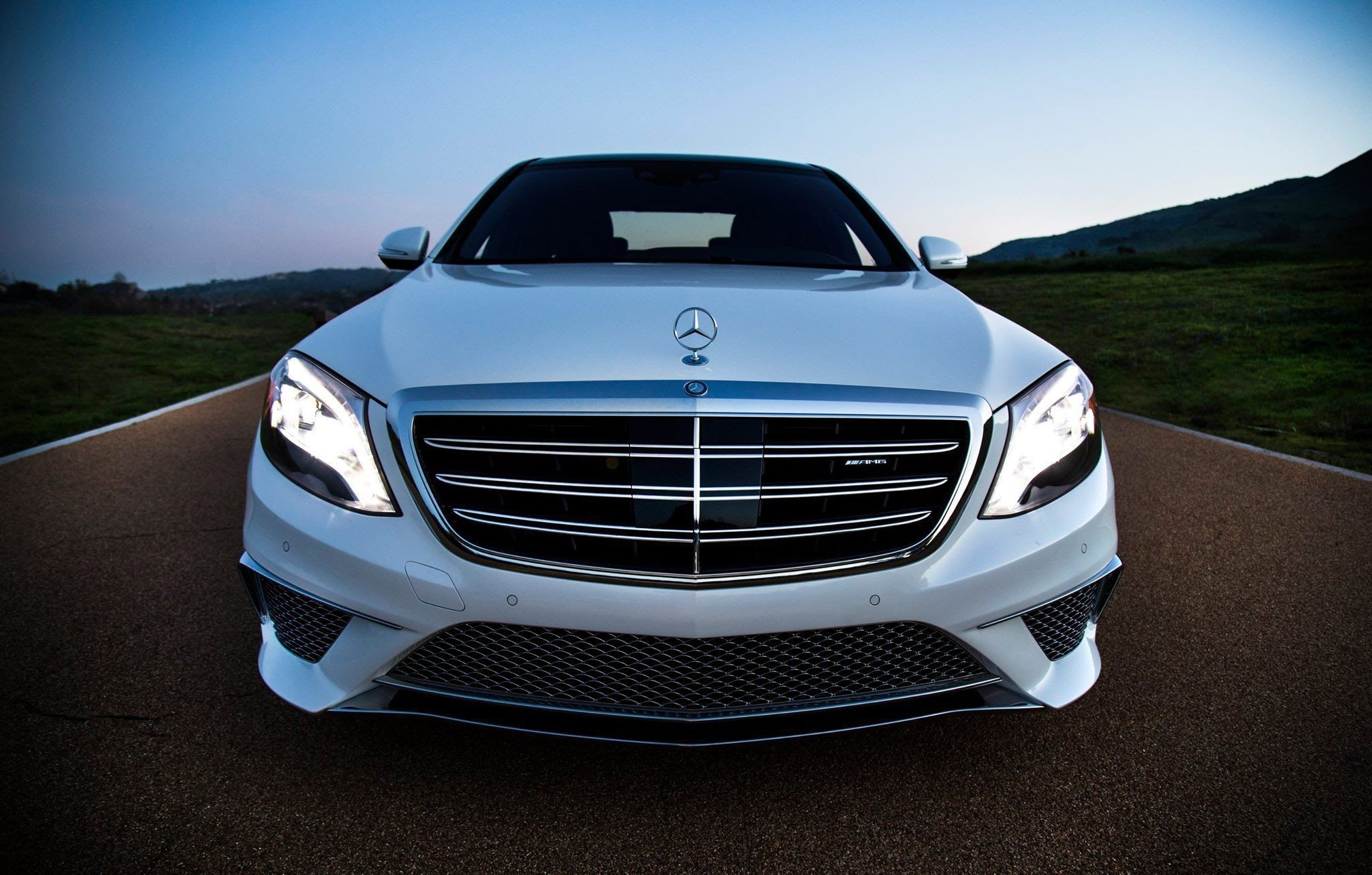 Mercedes Benz S65 AMG Wallpapers