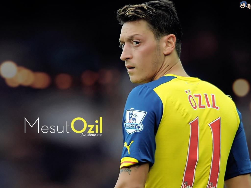 Mesut Ozil Background images