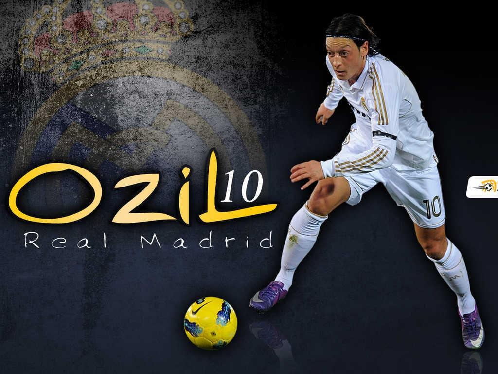 Mesut Ozil Desktop